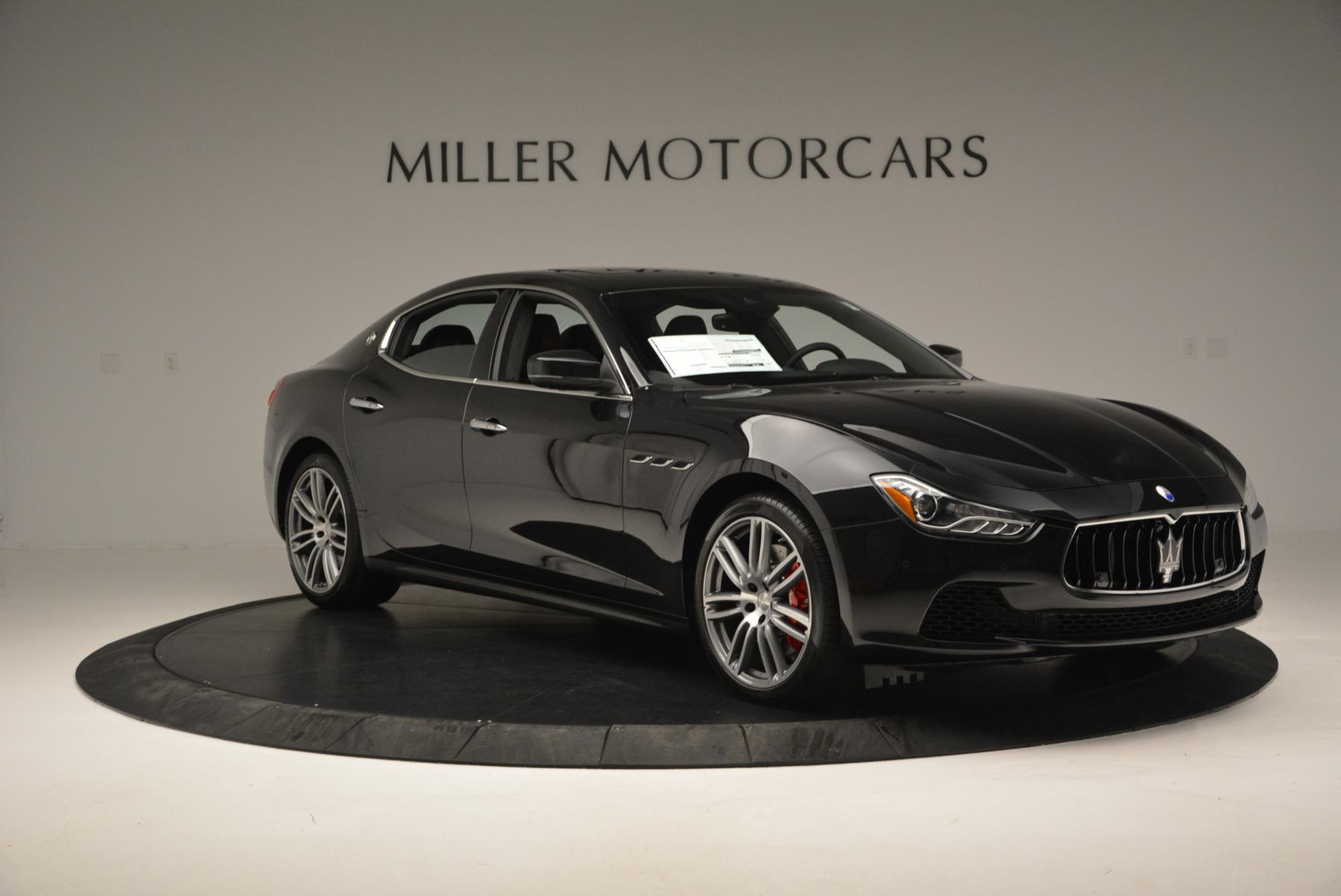 New 2017 Maserati Ghibli S Q4 For Sale In Westport, CT 630_p11