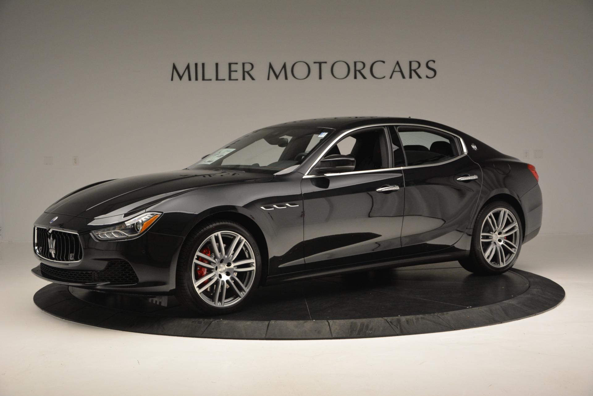 New 2017 Maserati Ghibli S Q4 For Sale In Westport, CT 630_p2