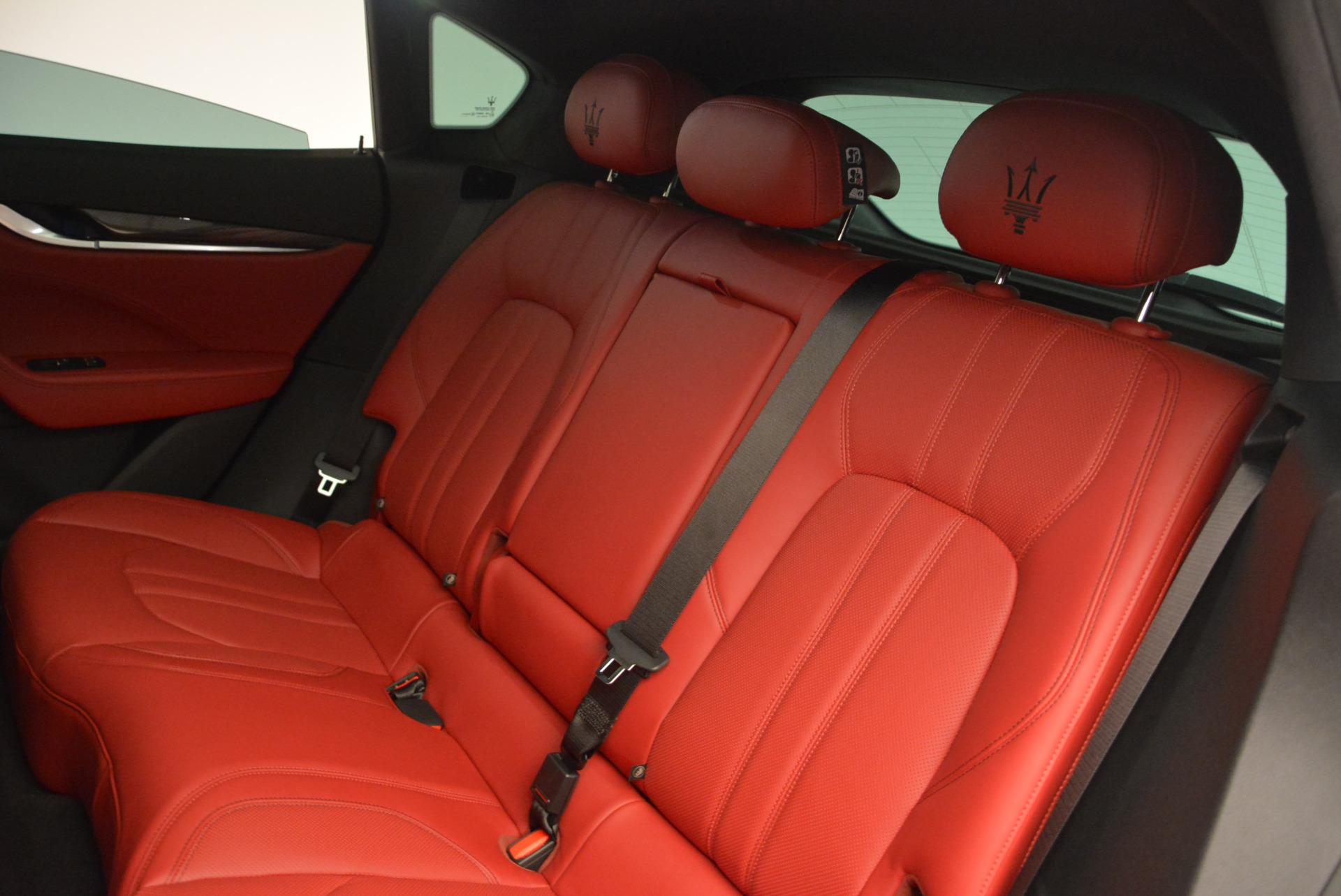 Used 2017 Maserati Levante Ex Service Loaner For Sale In Westport, CT 631_p20