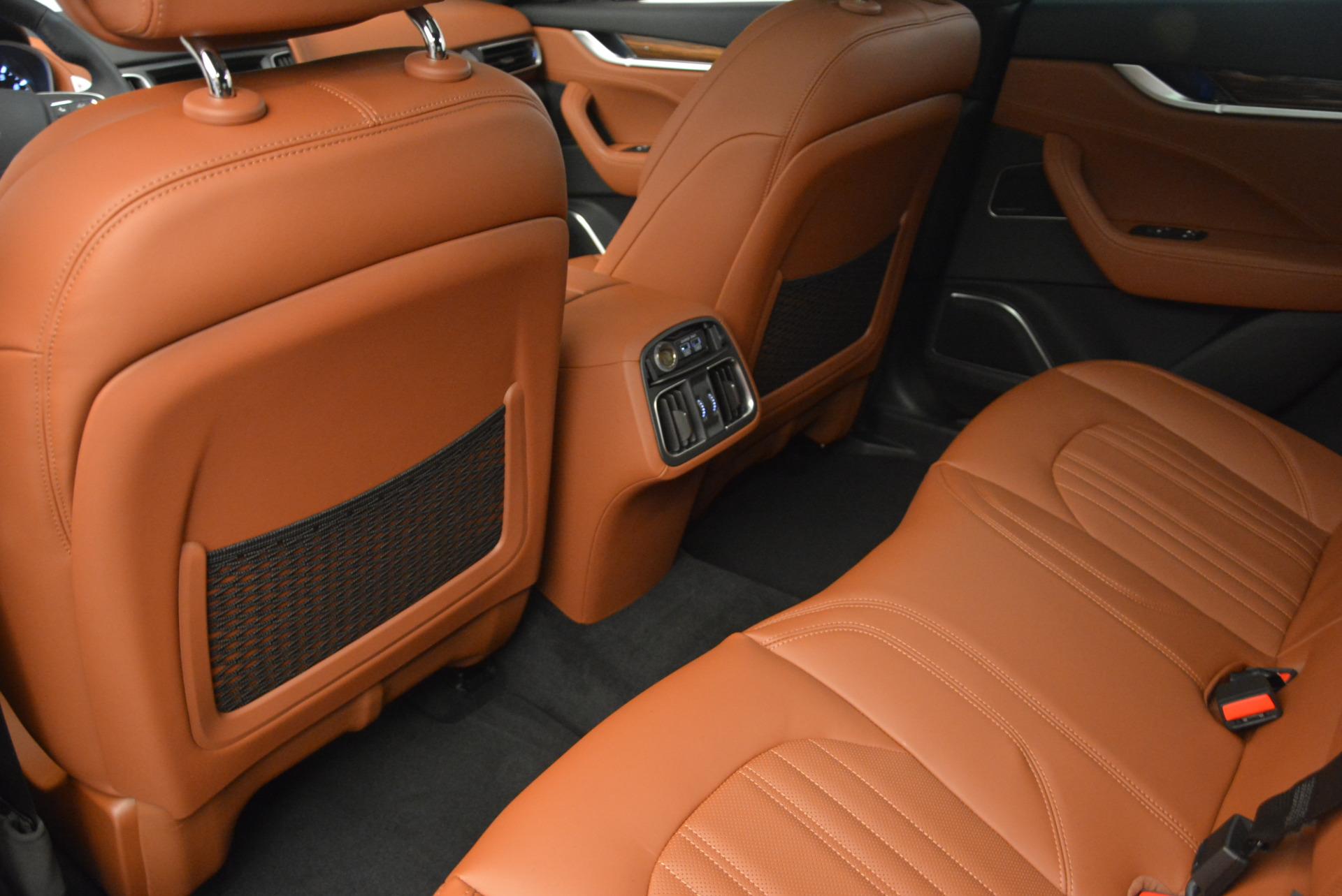 New 2017 Maserati Levante  For Sale In Westport, CT 632_p17