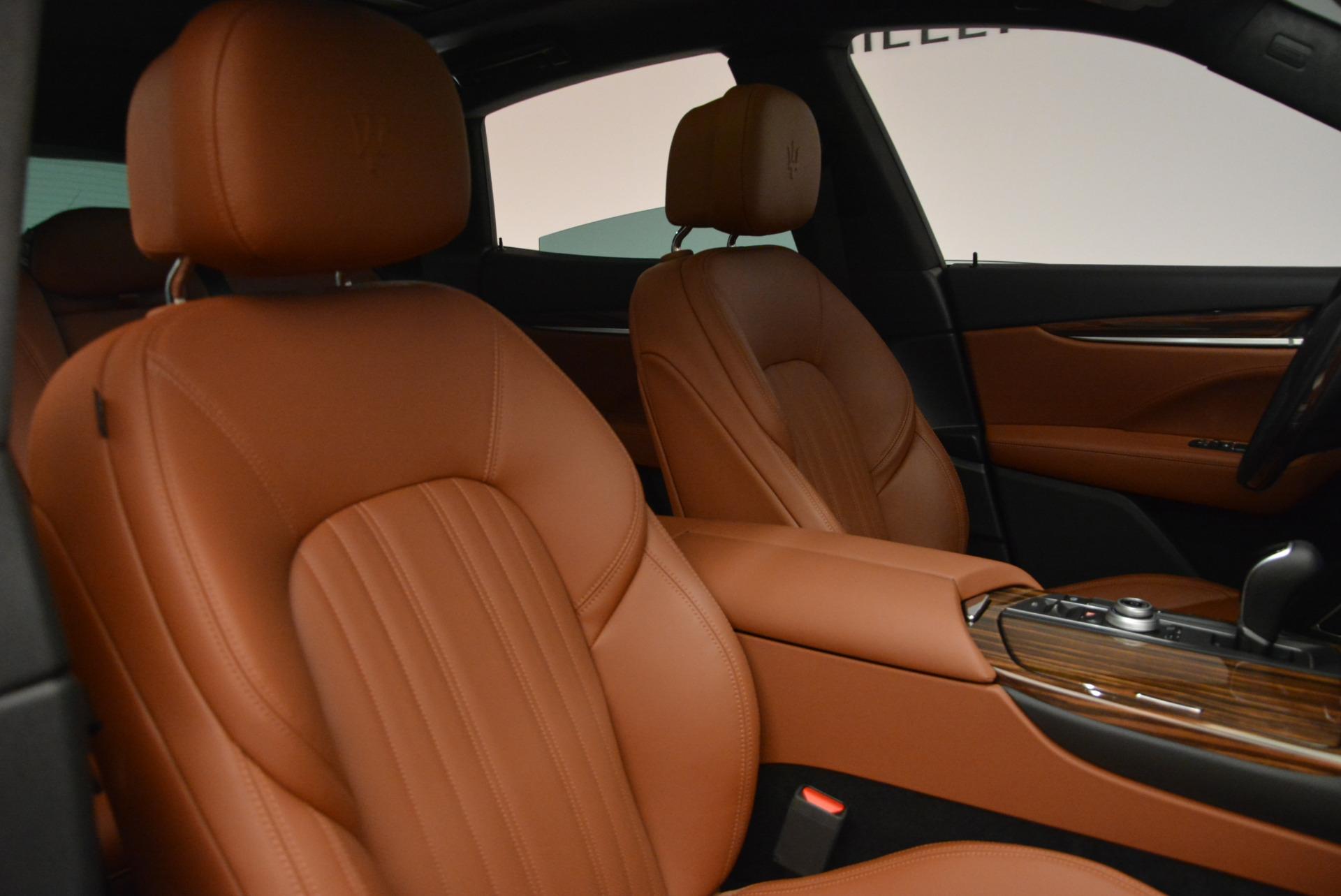 New 2017 Maserati Levante  For Sale In Westport, CT 632_p22