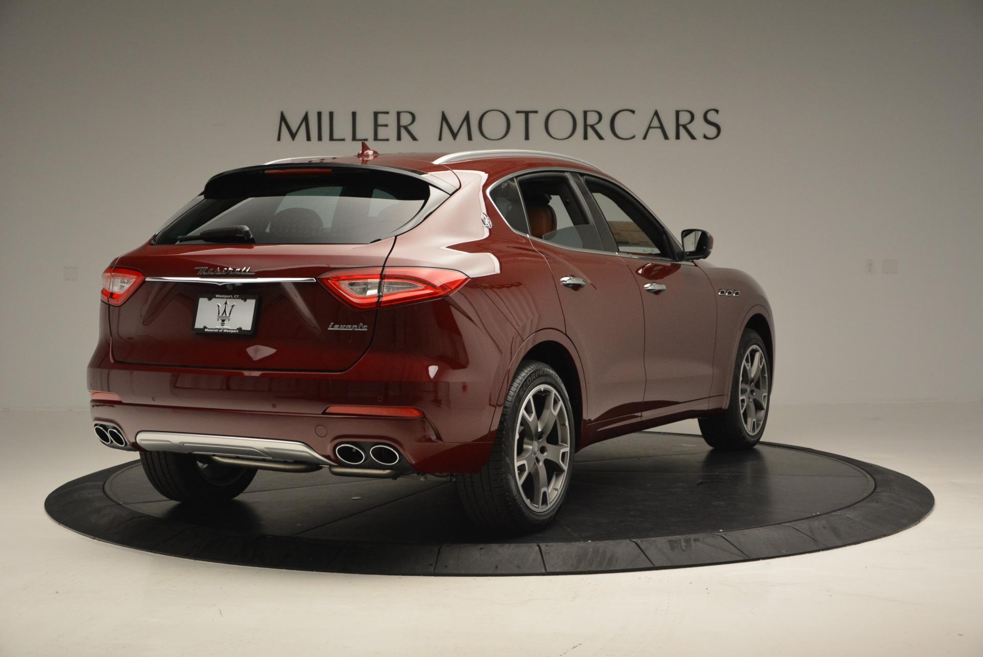 New 2017 Maserati Levante  For Sale In Westport, CT 632_p7