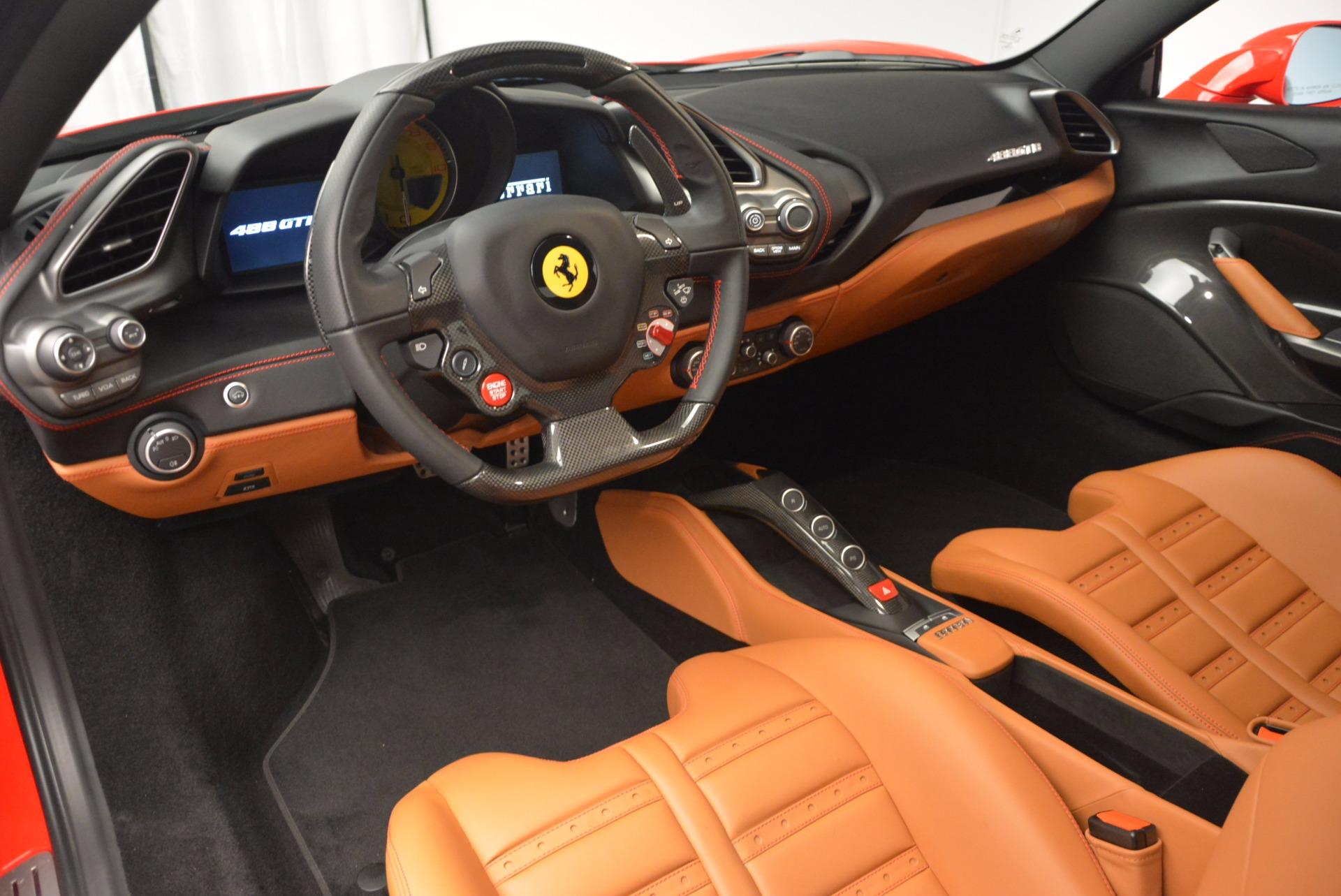 Used 2016 Ferrari 488 GTB  For Sale In Westport, CT 636_p13