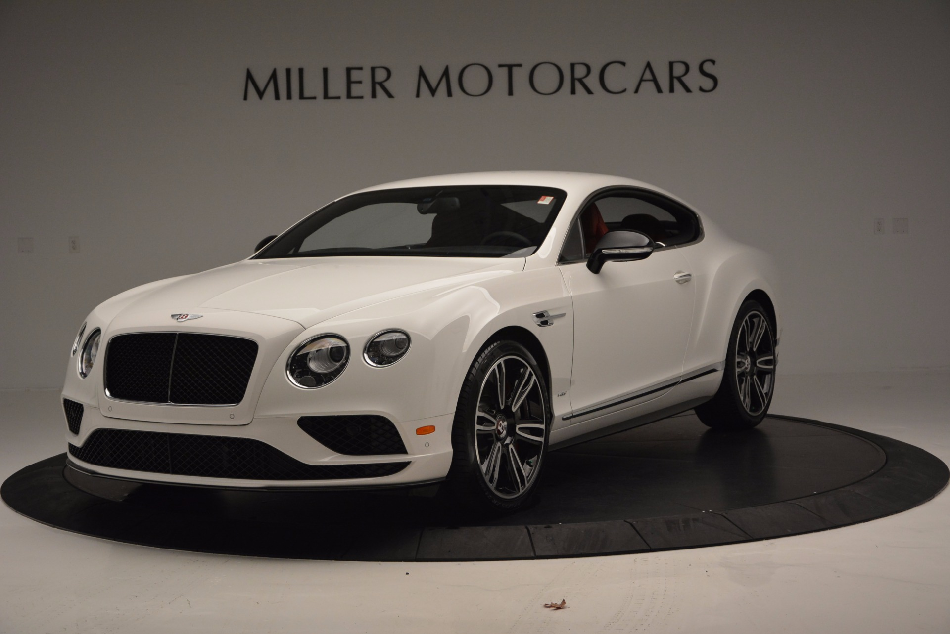 New 2017 Bentley Continental GT V8 S  For Sale In Westport, CT 637_main