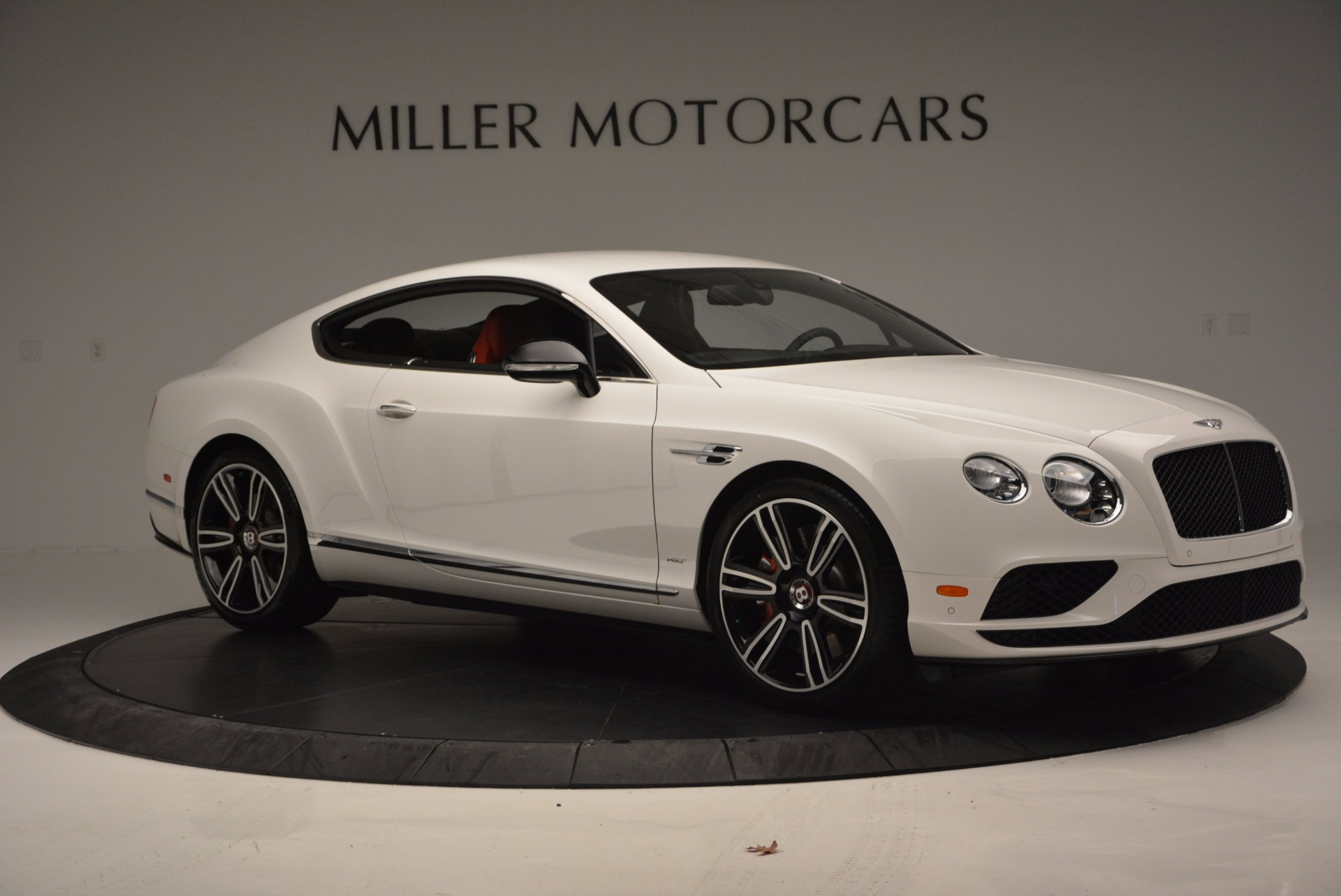 New 2017 Bentley Continental GT V8 S  For Sale In Westport, CT 637_p10