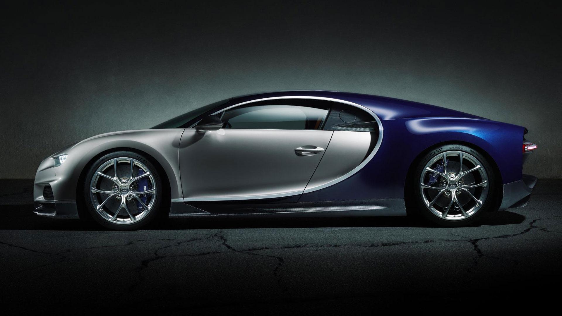 New 2020 Bugatti Chiron  For Sale In Westport, CT 639_p3