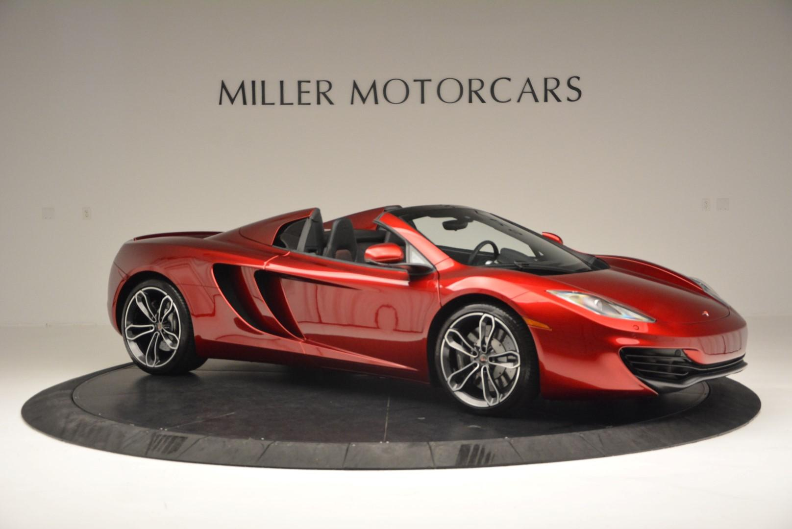 Used 2013 McLaren MP4-12C Base For Sale In Westport, CT 64_p10