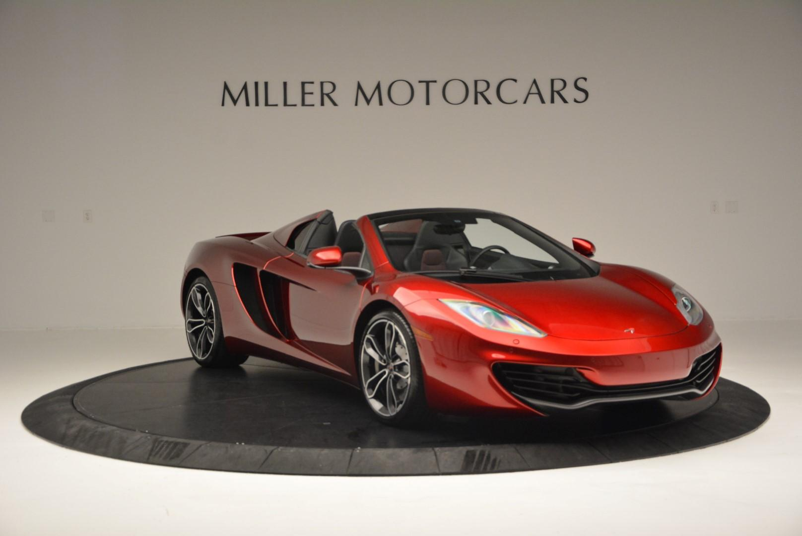 Used 2013 McLaren MP4-12C Base For Sale In Westport, CT 64_p11