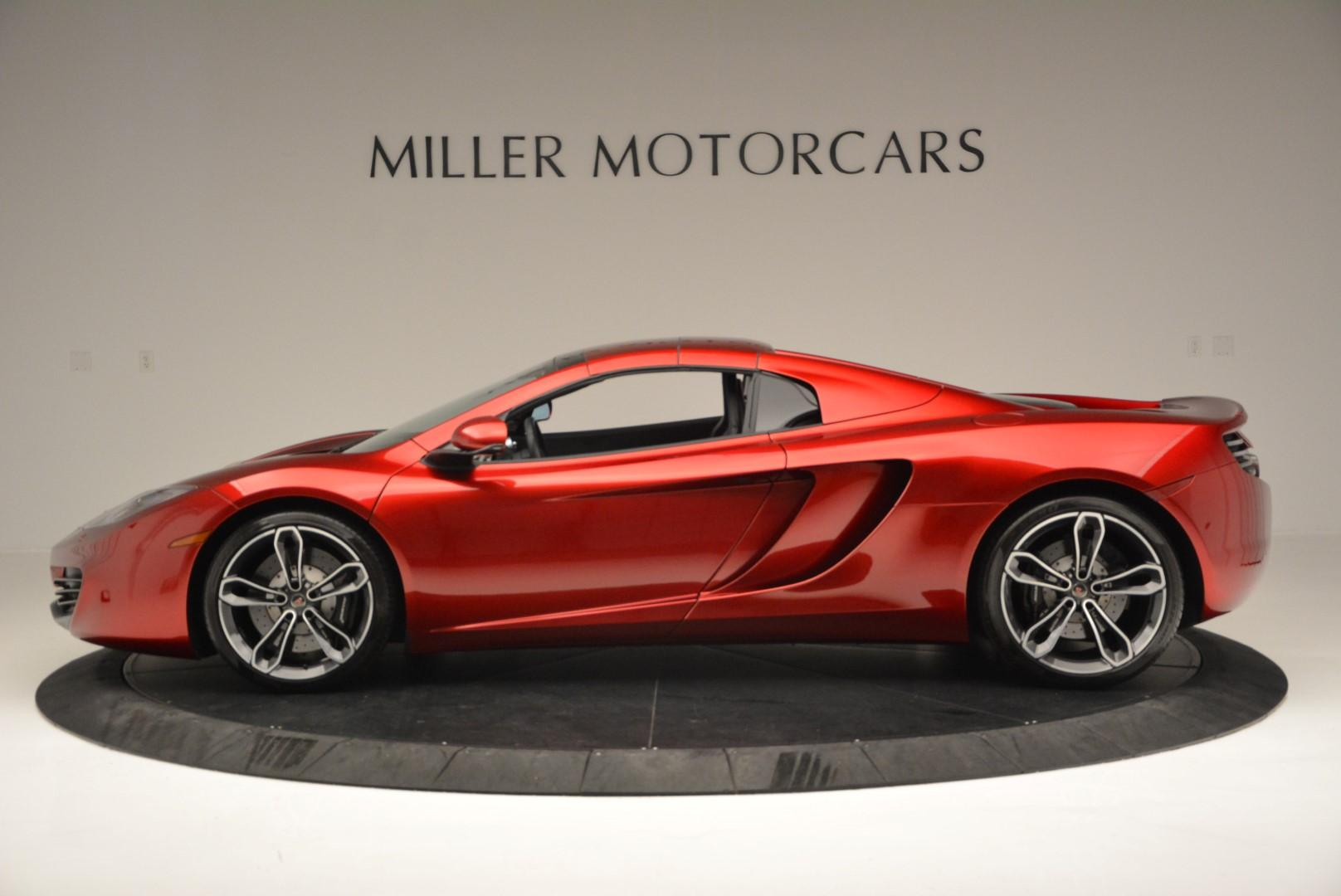 Used 2013 McLaren MP4-12C Base For Sale In Westport, CT 64_p14