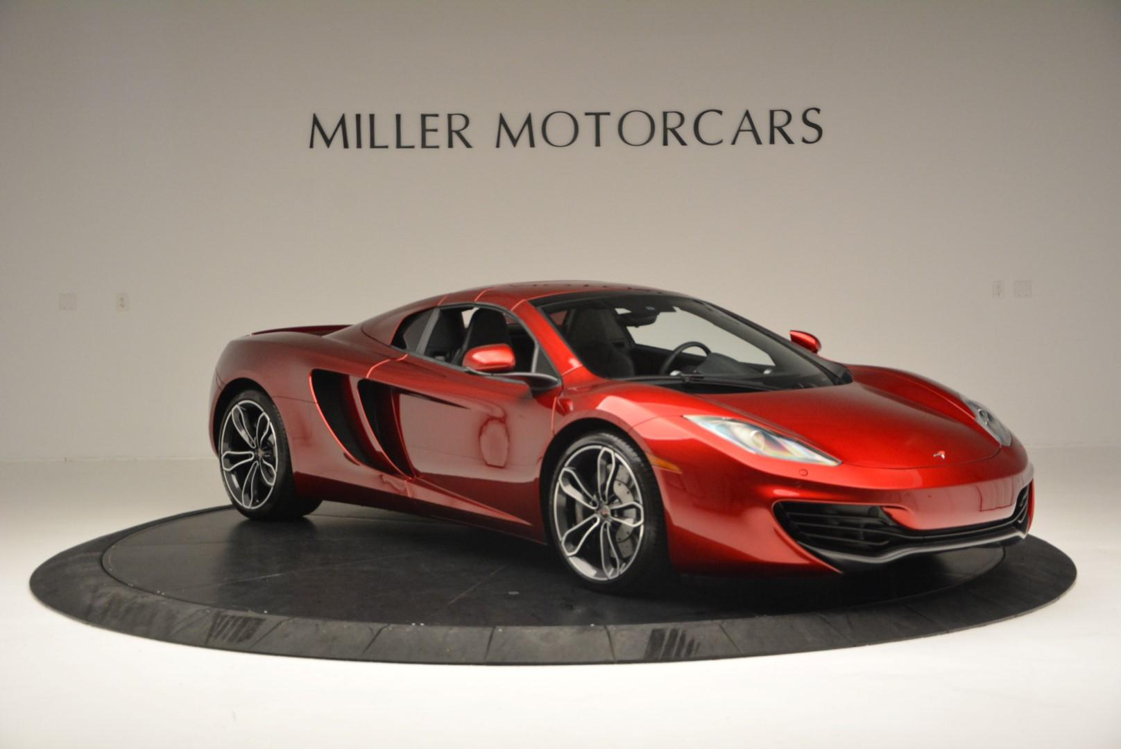 Used 2013 McLaren MP4-12C Base For Sale In Westport, CT 64_p19
