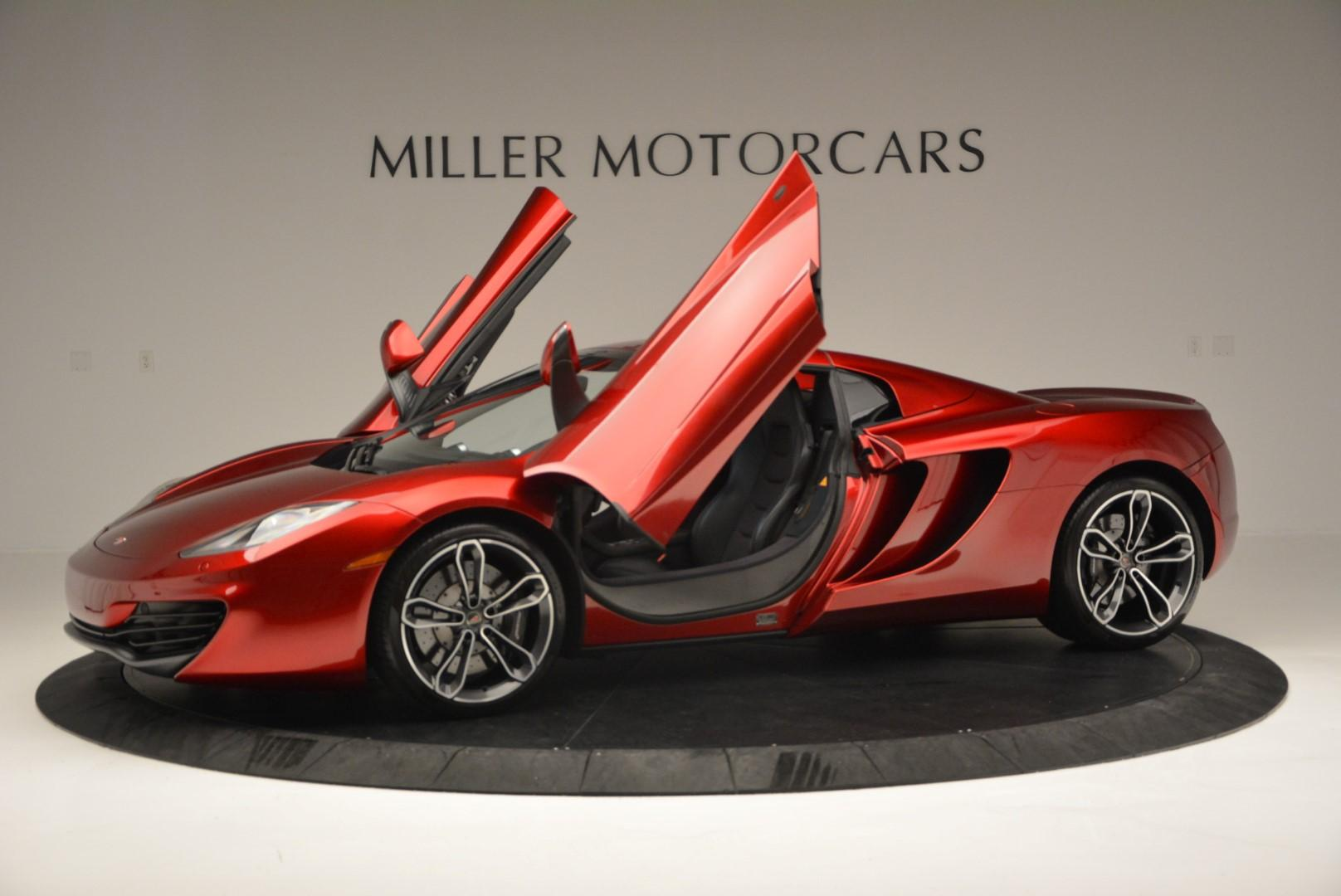 Used 2013 McLaren MP4-12C Base For Sale In Westport, CT 64_p21
