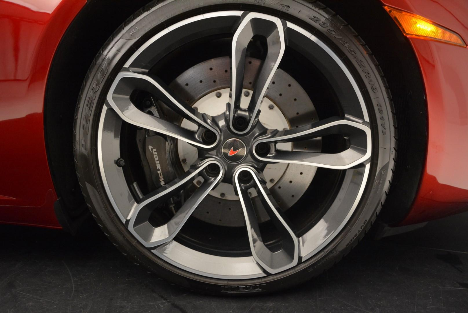 Used 2013 McLaren MP4-12C Base For Sale In Westport, CT 64_p29