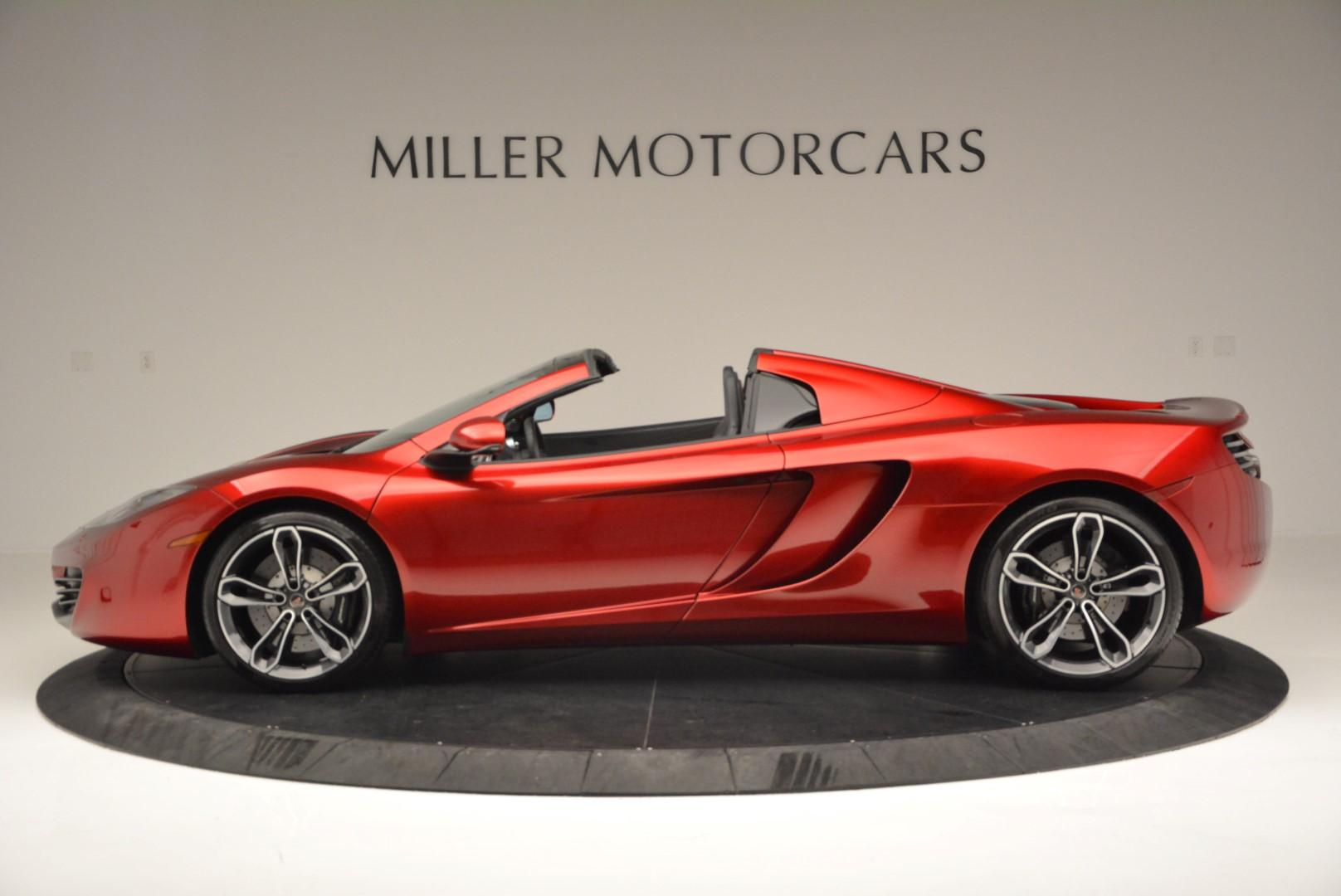 Used 2013 McLaren MP4-12C Base For Sale In Westport, CT 64_p3