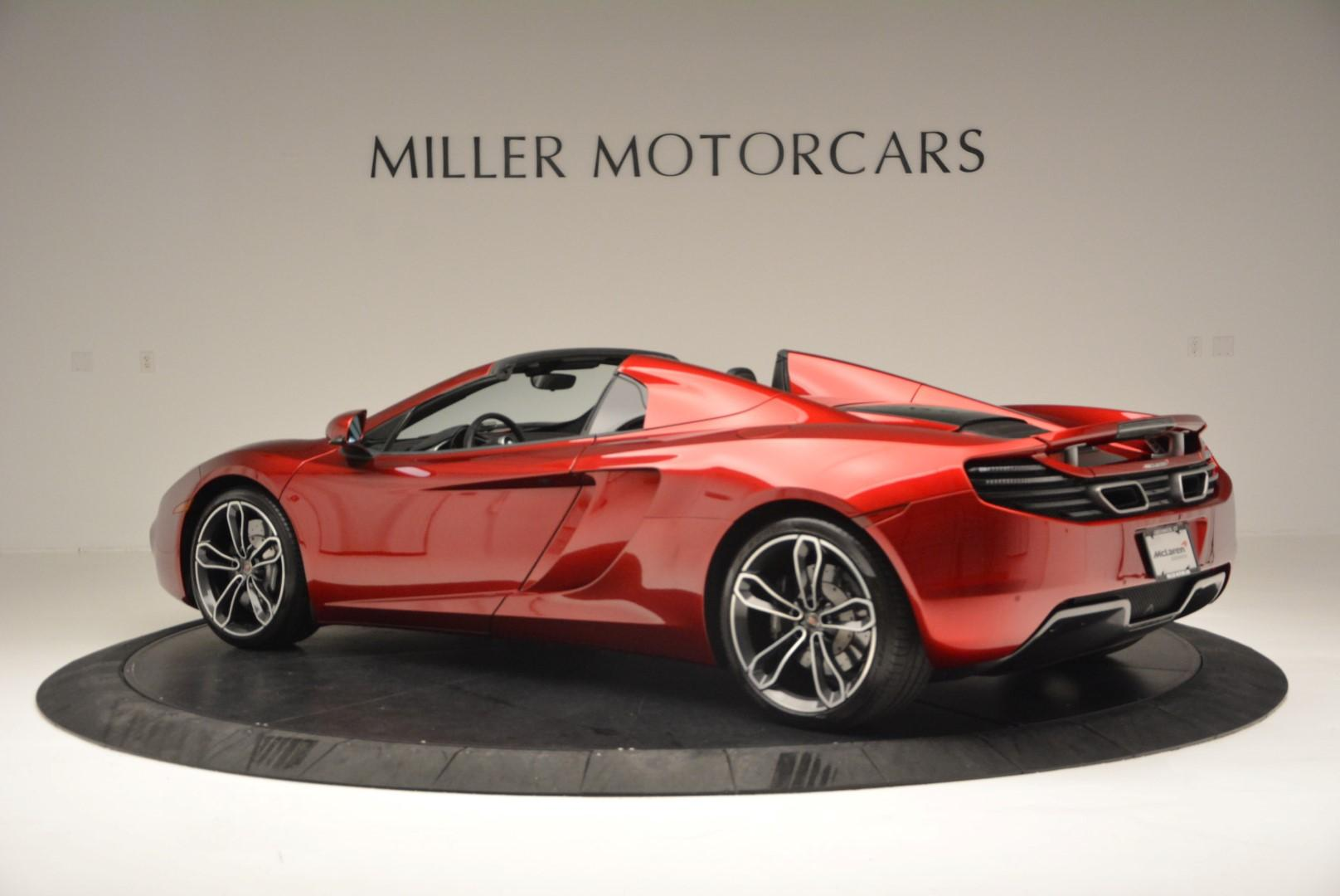 Used 2013 McLaren MP4-12C Base For Sale In Westport, CT 64_p4