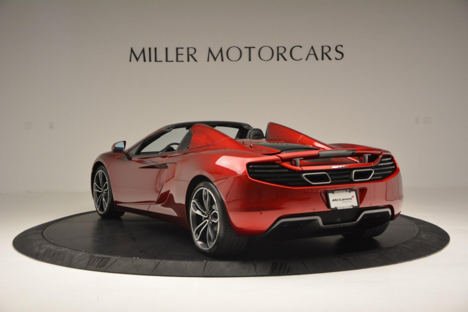 Used 2013 McLaren MP4-12C Base For Sale In Westport, CT 64_p5