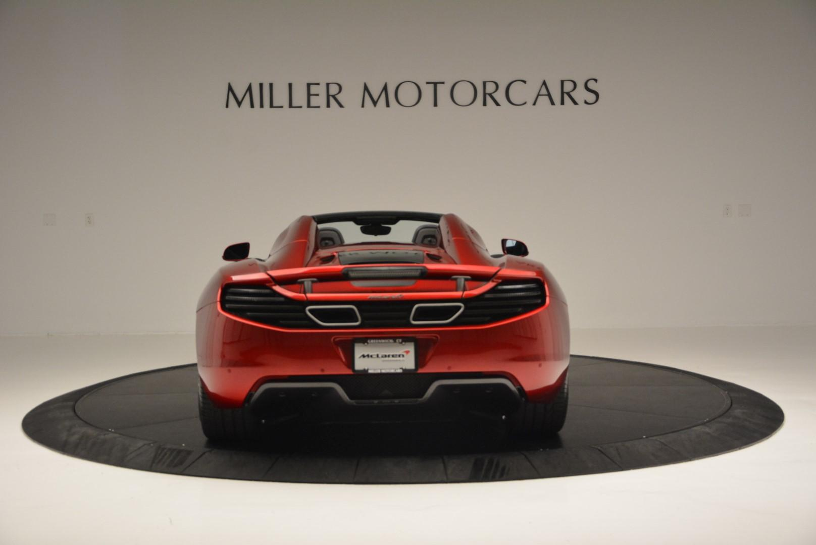 Used 2013 McLaren MP4-12C Base For Sale In Westport, CT 64_p6