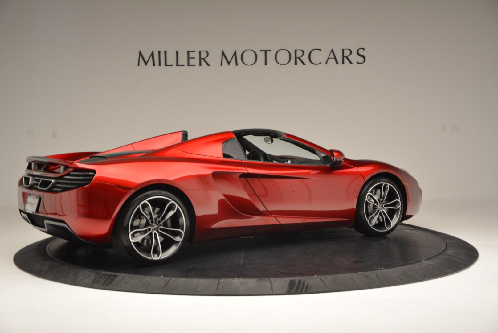 Used 2013 McLaren MP4-12C Base For Sale In Westport, CT 64_p8