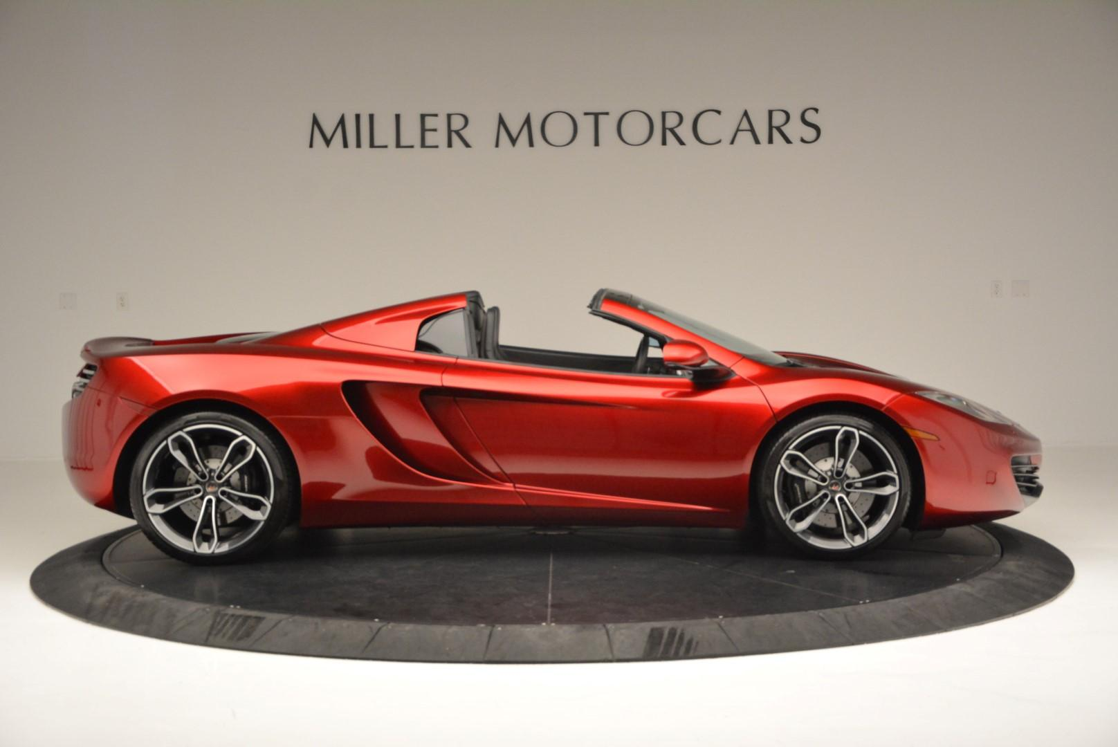 Used 2013 McLaren MP4-12C Base For Sale In Westport, CT 64_p9