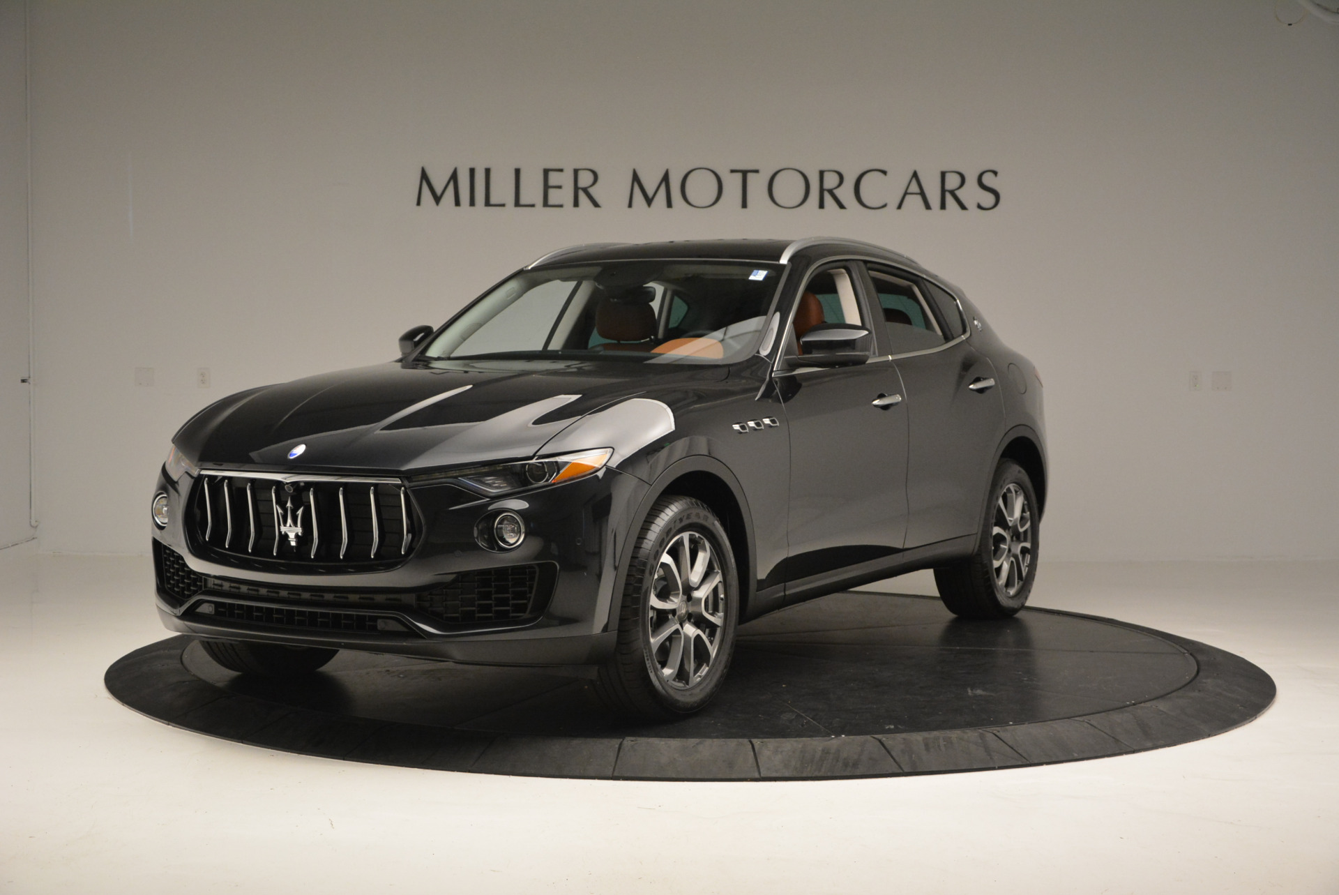 New 2017 Maserati Levante  For Sale In Westport, CT 641_main