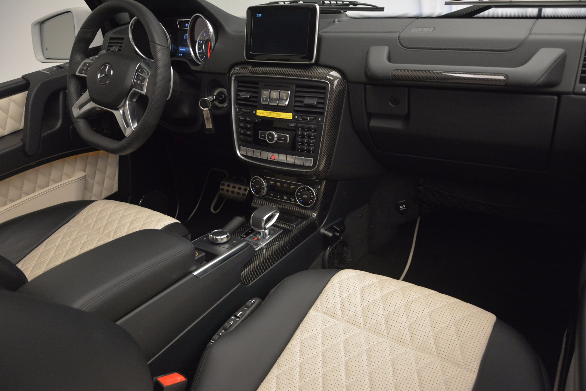Used 2016 Mercedes Benz G-Class AMG G65 For Sale In Westport, CT 642_p19