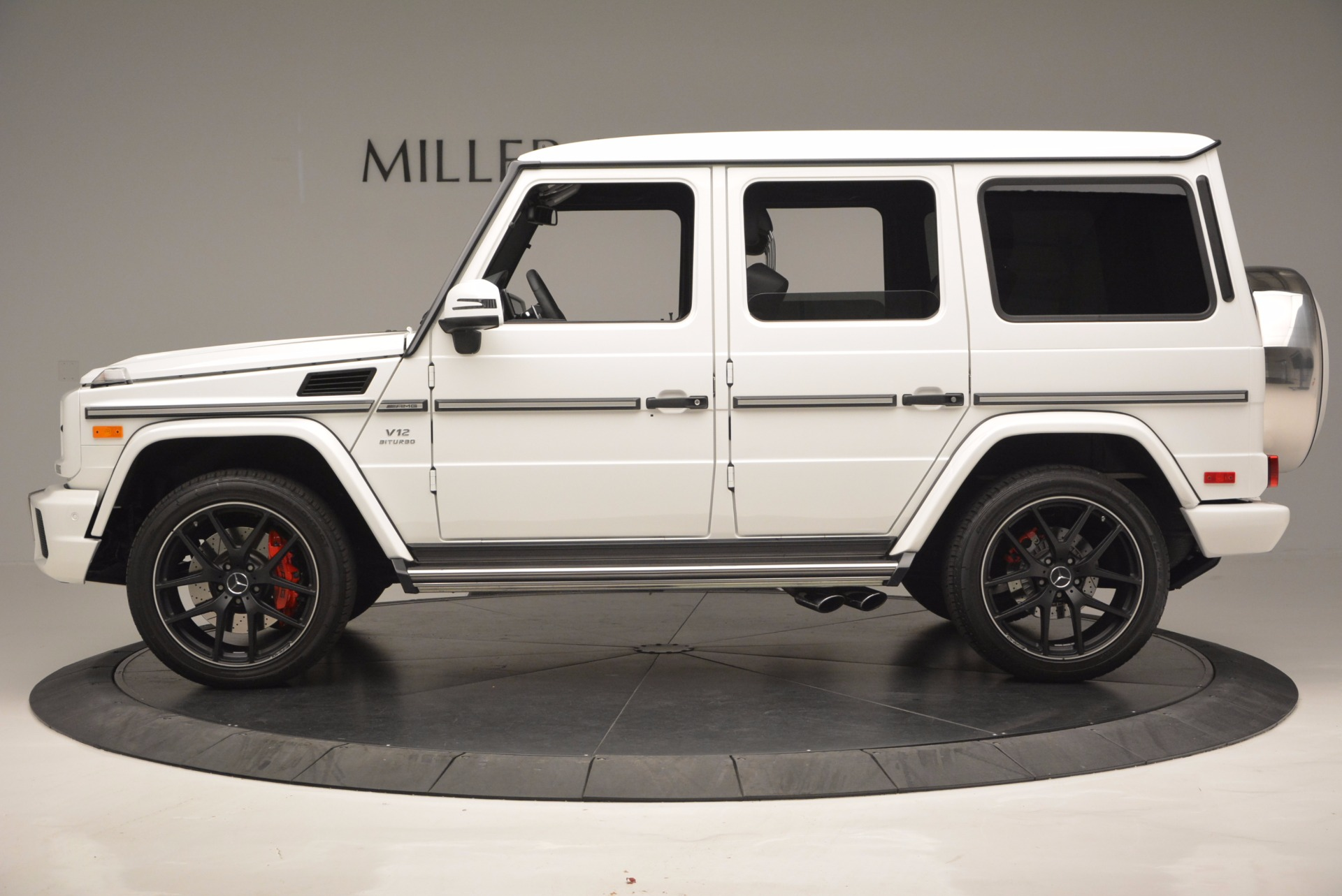 Used 2016 Mercedes Benz G-Class AMG G65 For Sale In Westport, CT 642_p3