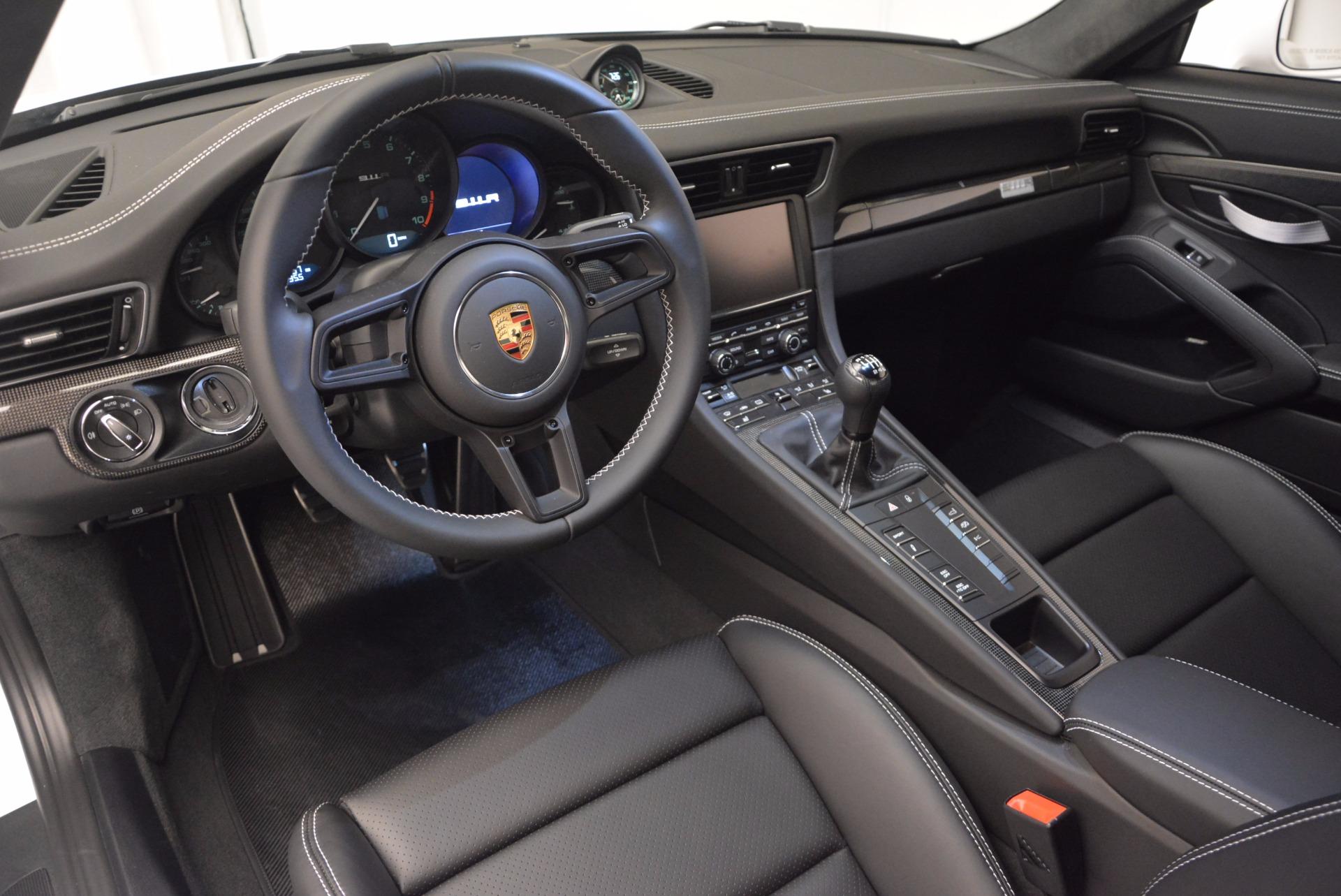 Used 2016 Porsche 911 R  For Sale In Westport, CT 643_p13