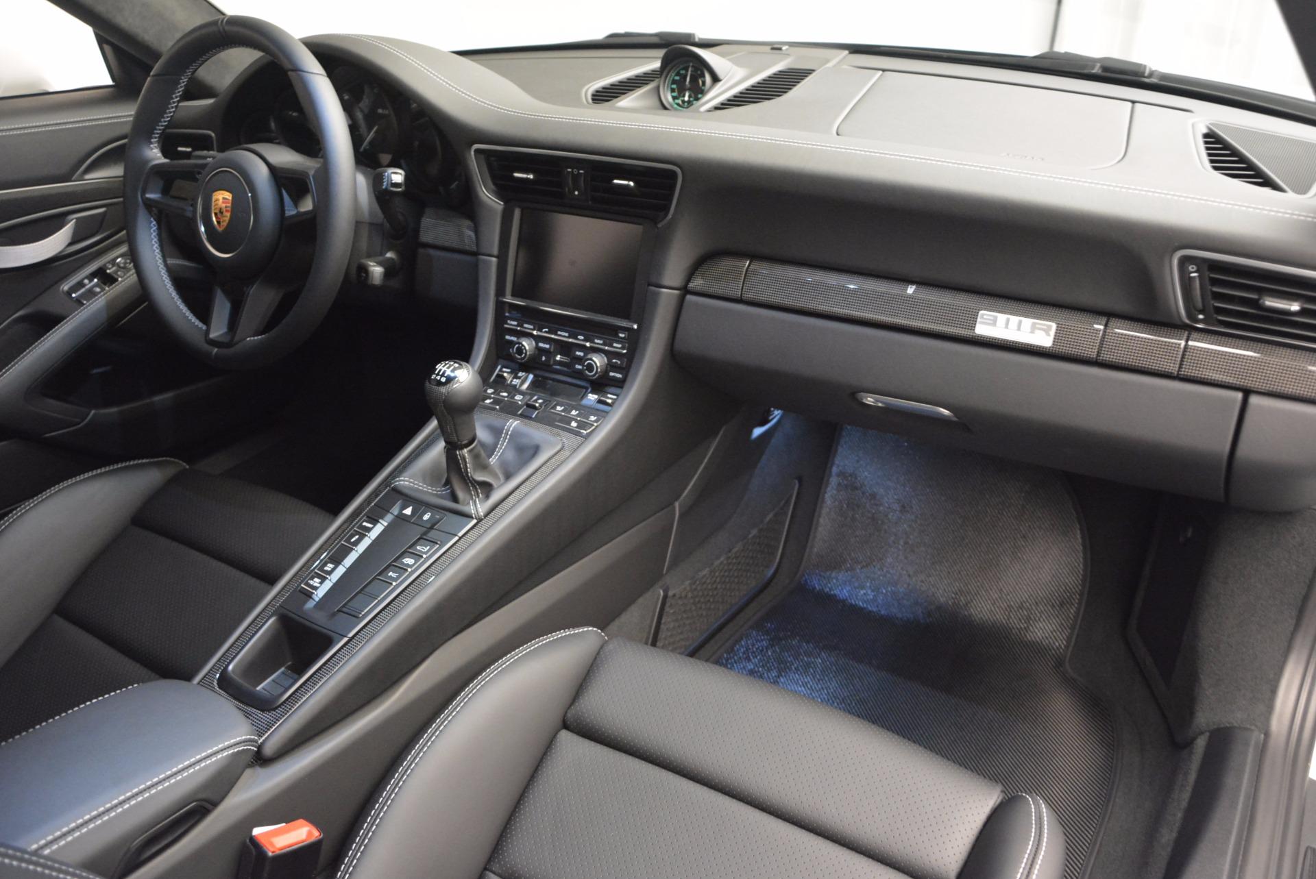 Used 2016 Porsche 911 R  For Sale In Westport, CT 643_p18