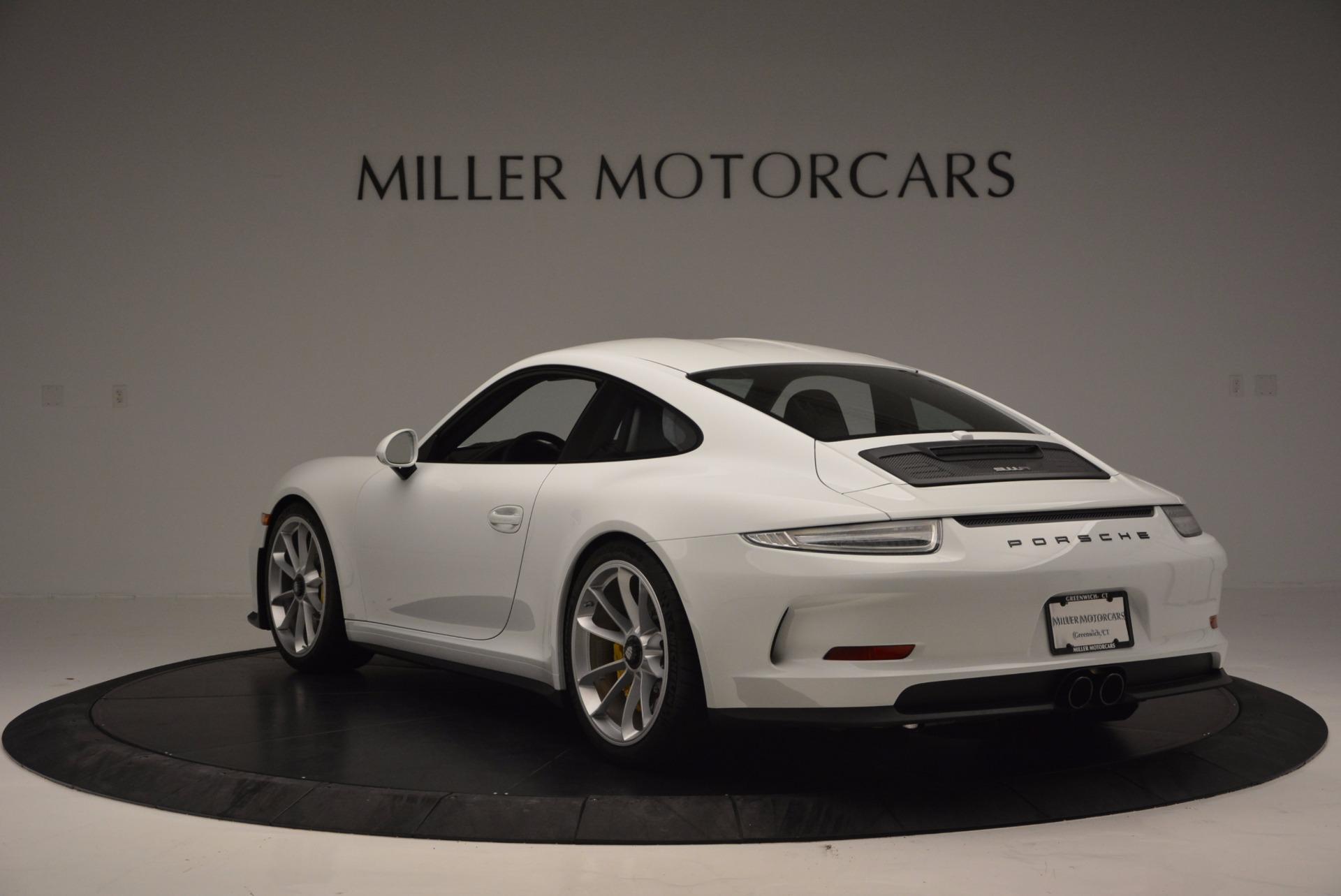 Used 2016 Porsche 911 R  For Sale In Westport, CT 643_p5
