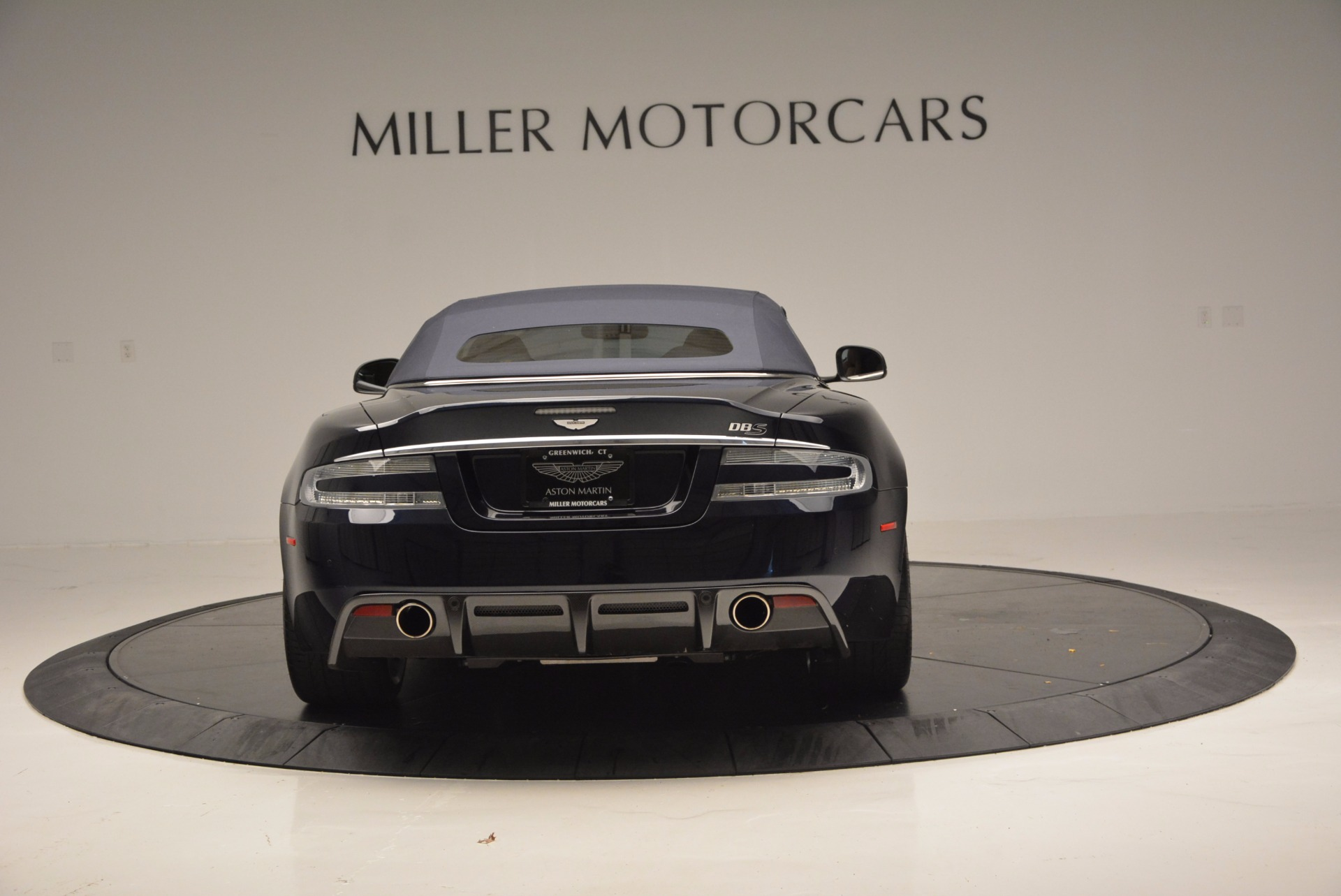 Used 2012 Aston Martin DBS Volante For Sale In Westport, CT 644_p18