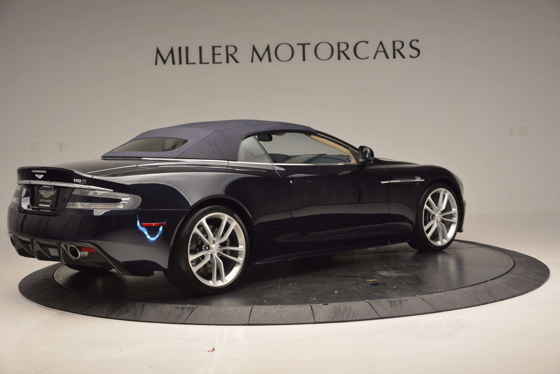 Used 2012 Aston Martin DBS Volante For Sale In Westport, CT 644_p20
