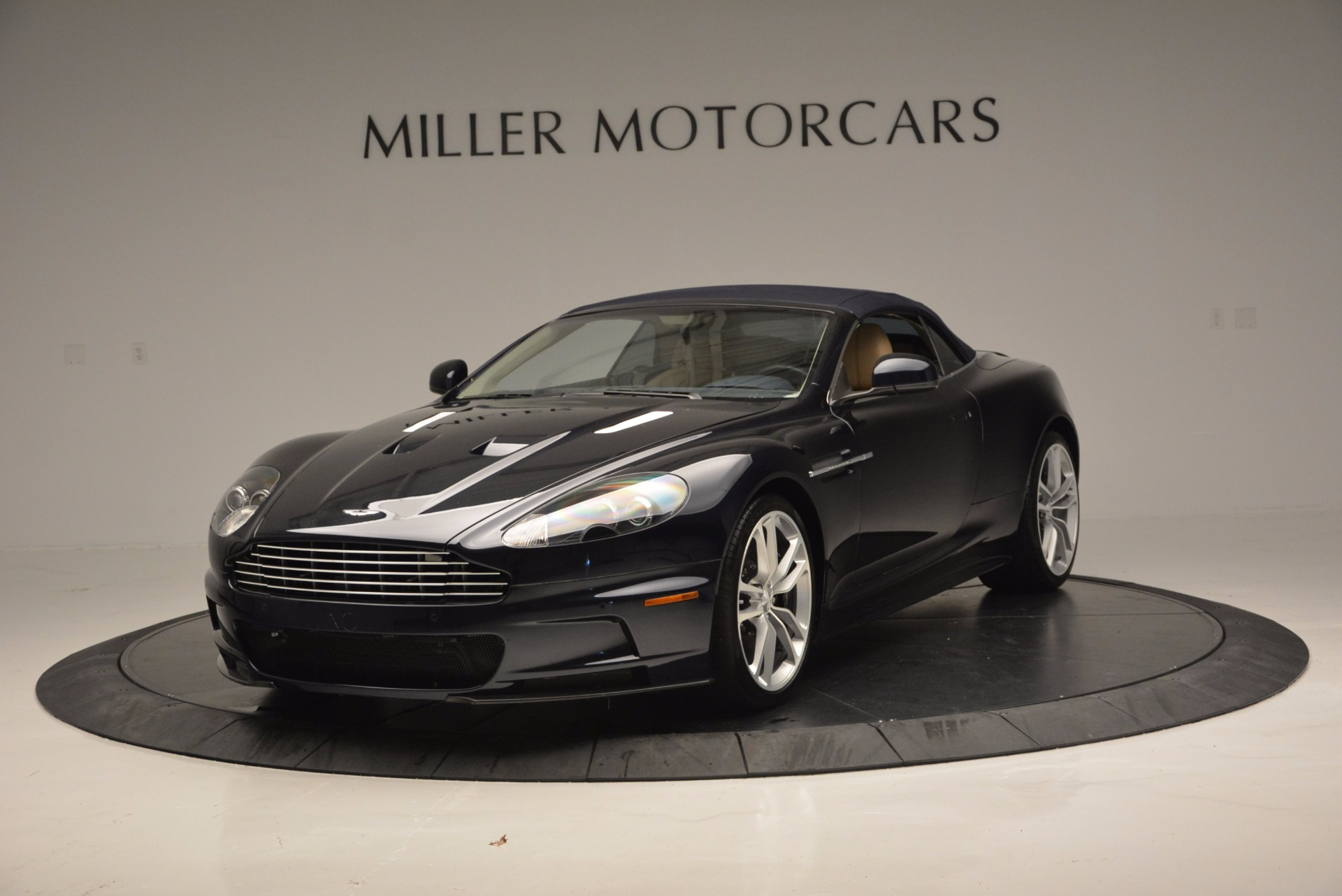 Used 2012 Aston Martin DBS Volante For Sale In Westport, CT 644_p24