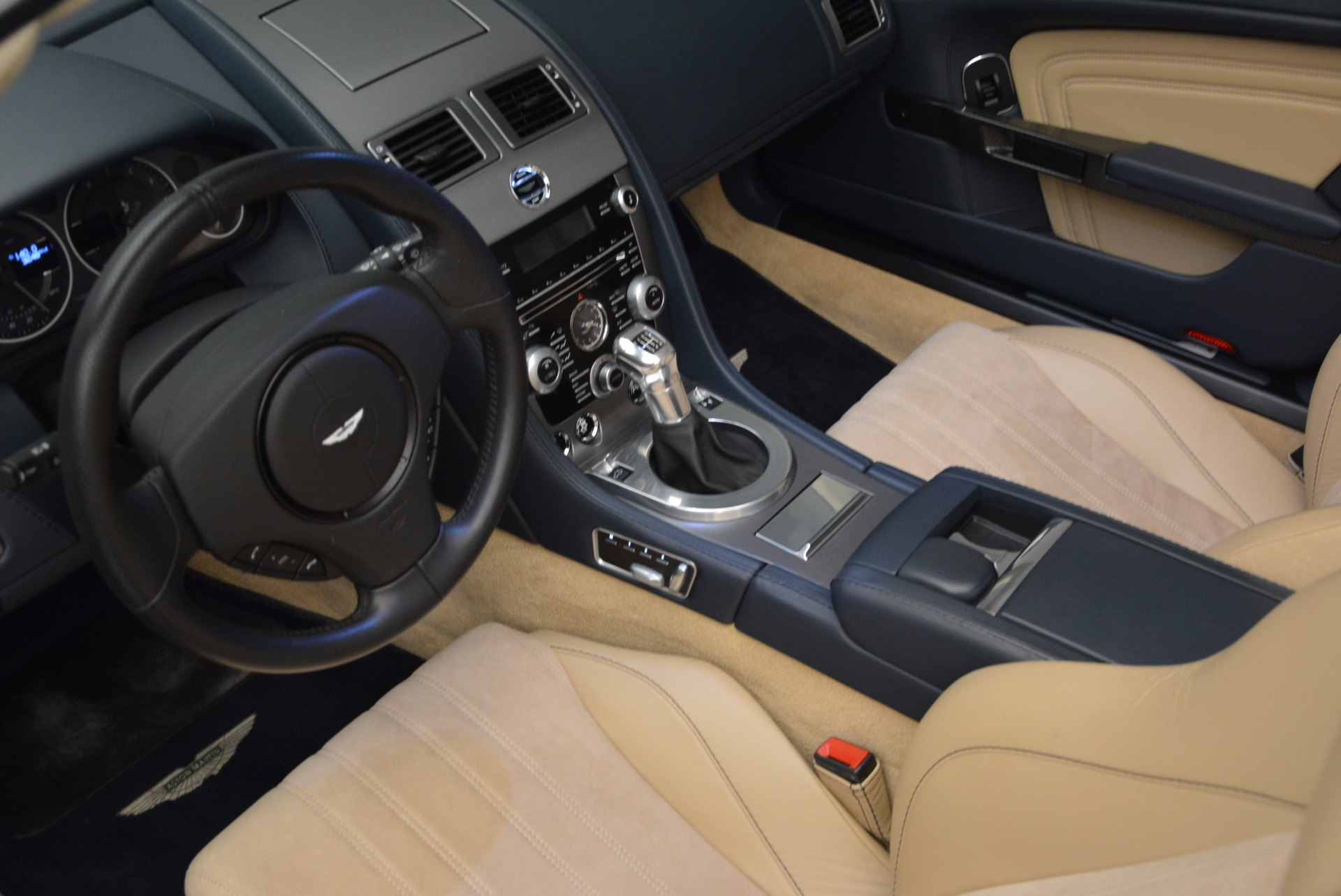 Used 2012 Aston Martin DBS Volante For Sale In Westport, CT 644_p25