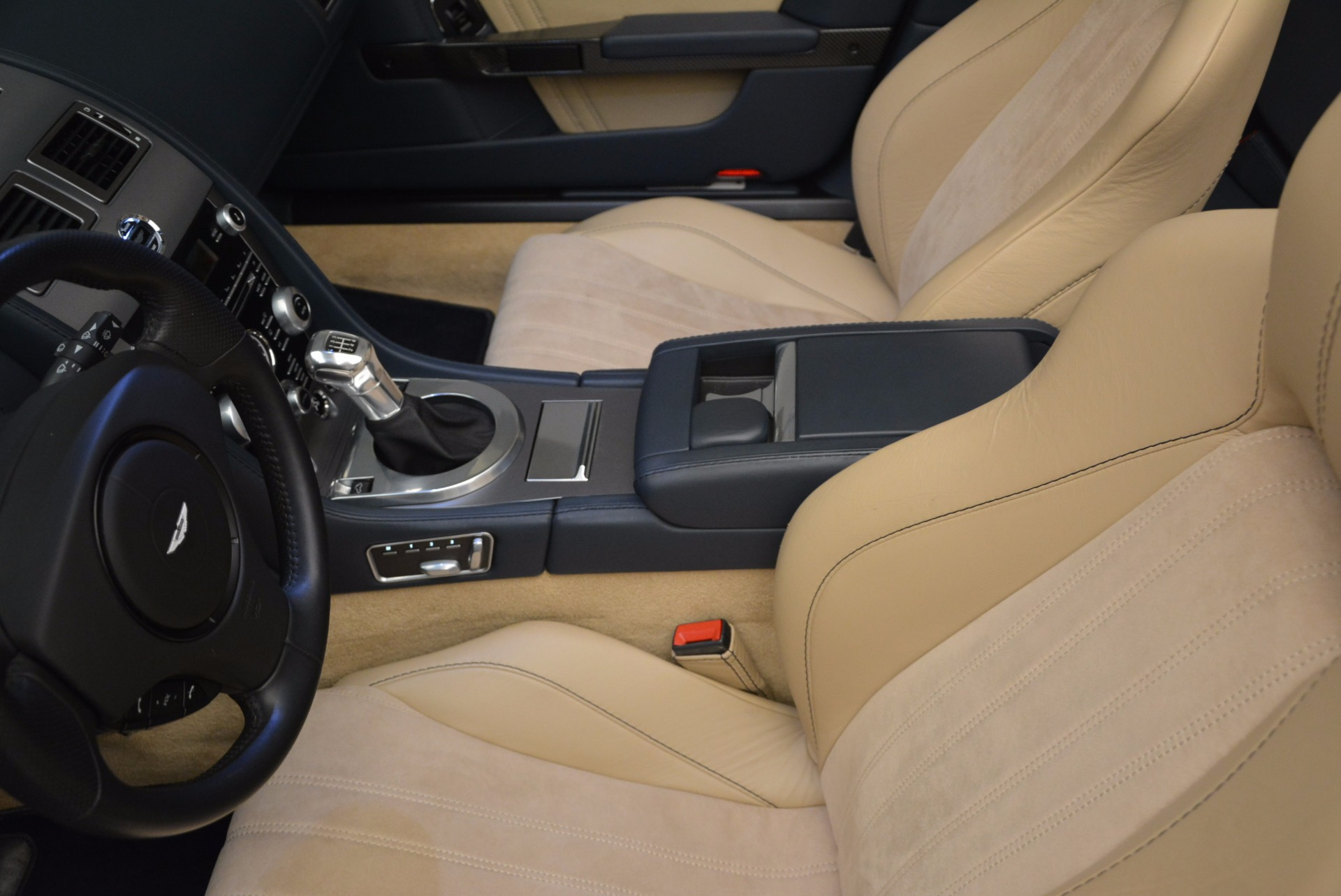 Used 2012 Aston Martin DBS Volante For Sale In Westport, CT 644_p26