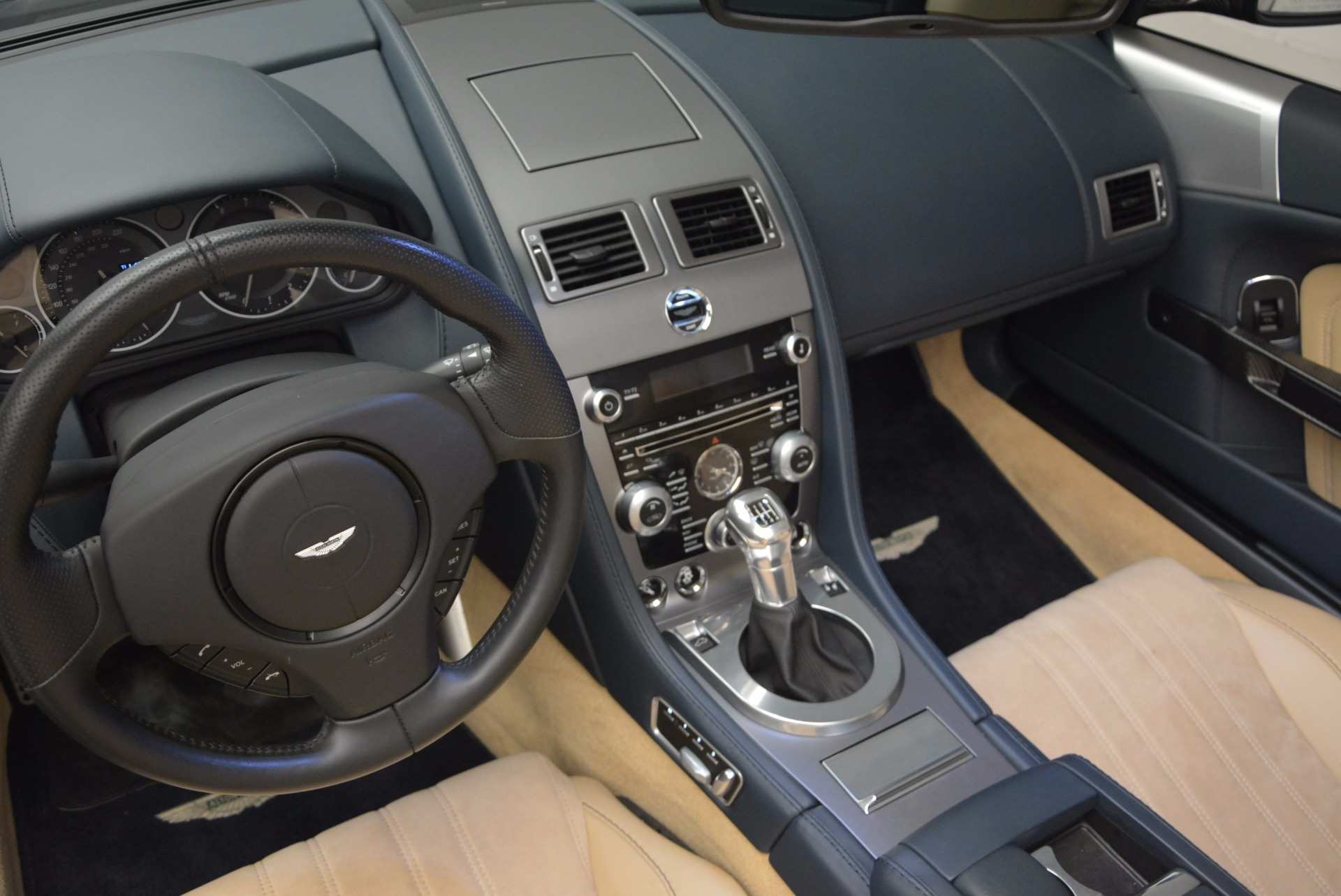 Used 2012 Aston Martin DBS Volante For Sale In Westport, CT 644_p27