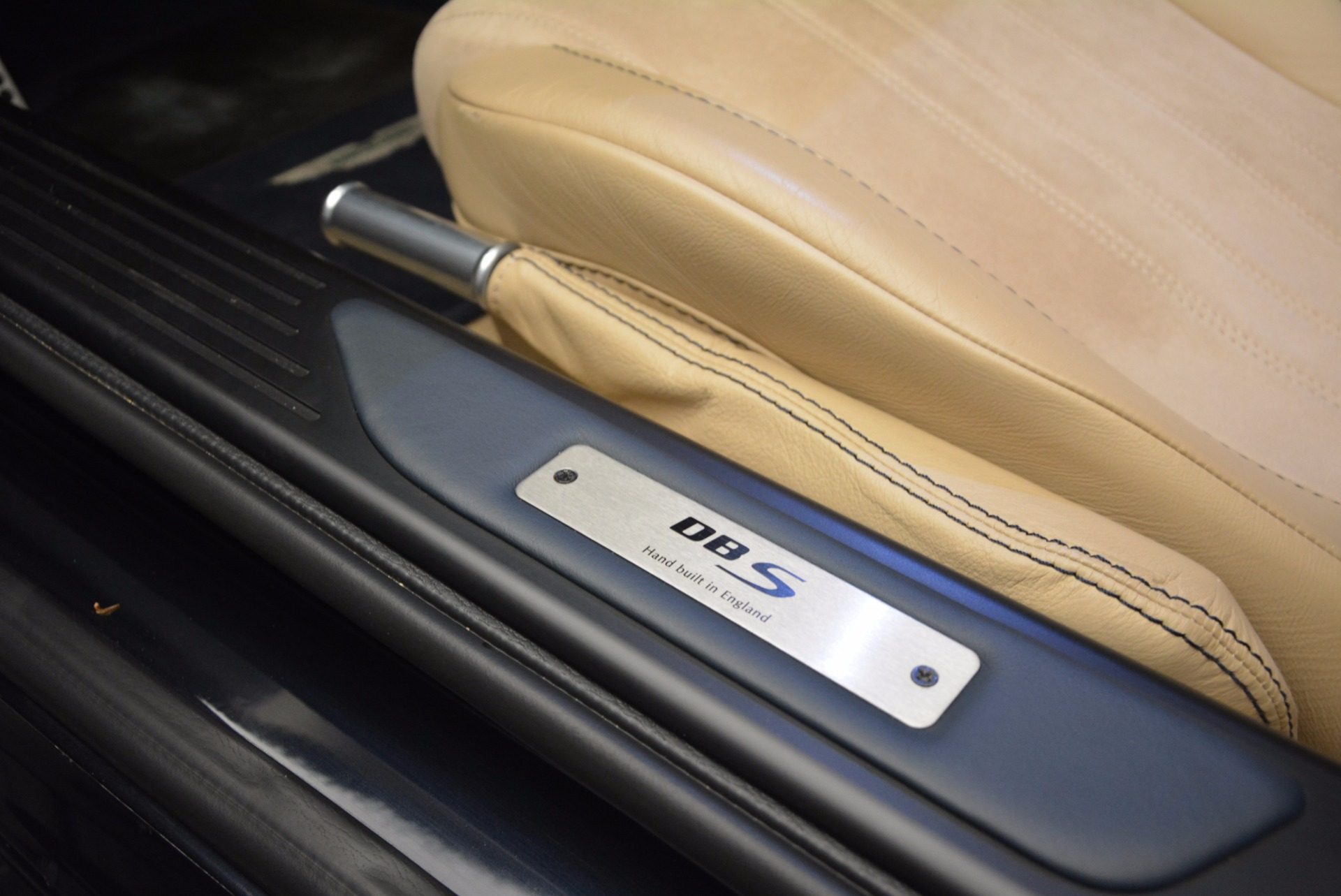 Used 2012 Aston Martin DBS Volante For Sale In Westport, CT 644_p30