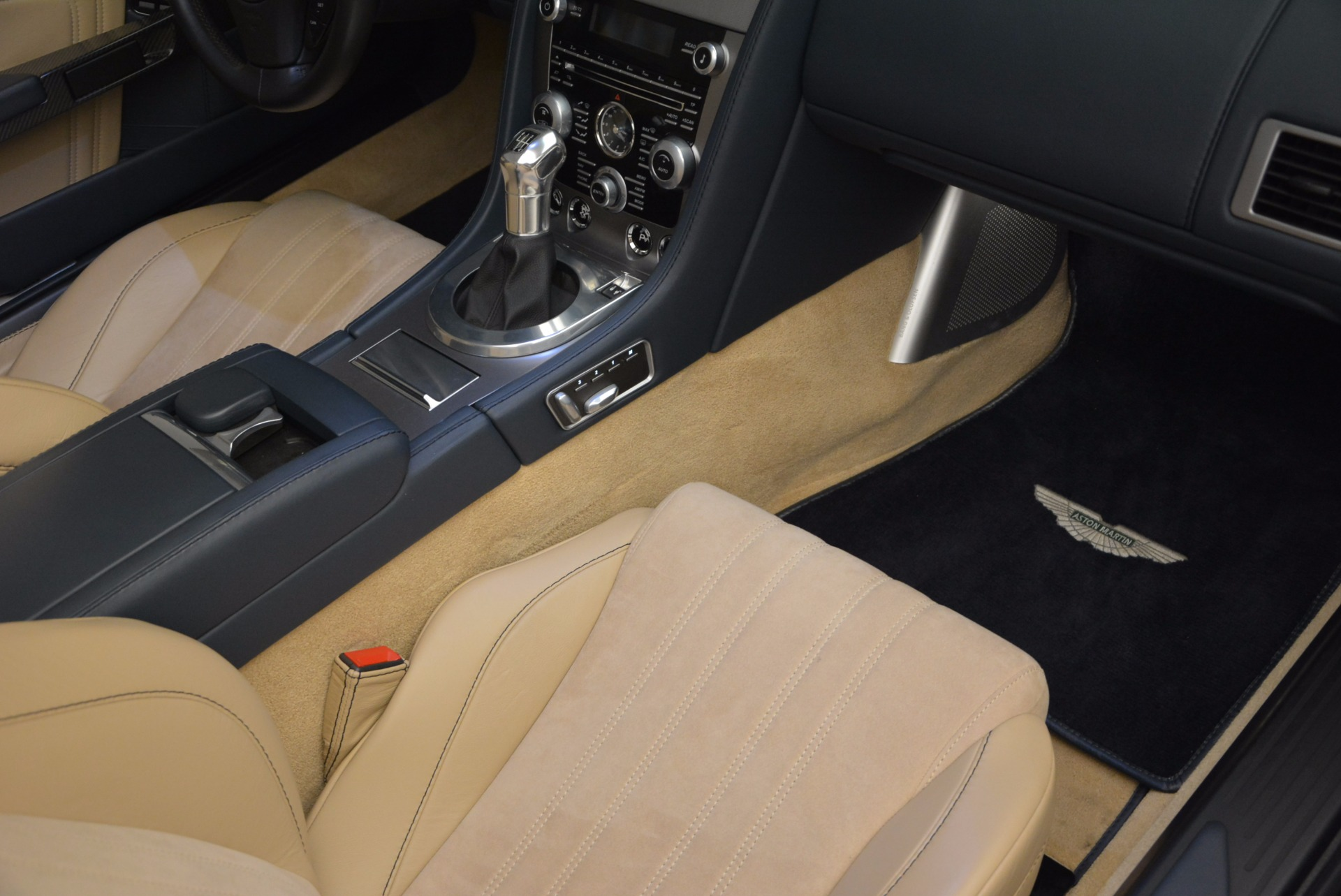 Used 2012 Aston Martin DBS Volante For Sale In Westport, CT 644_p32