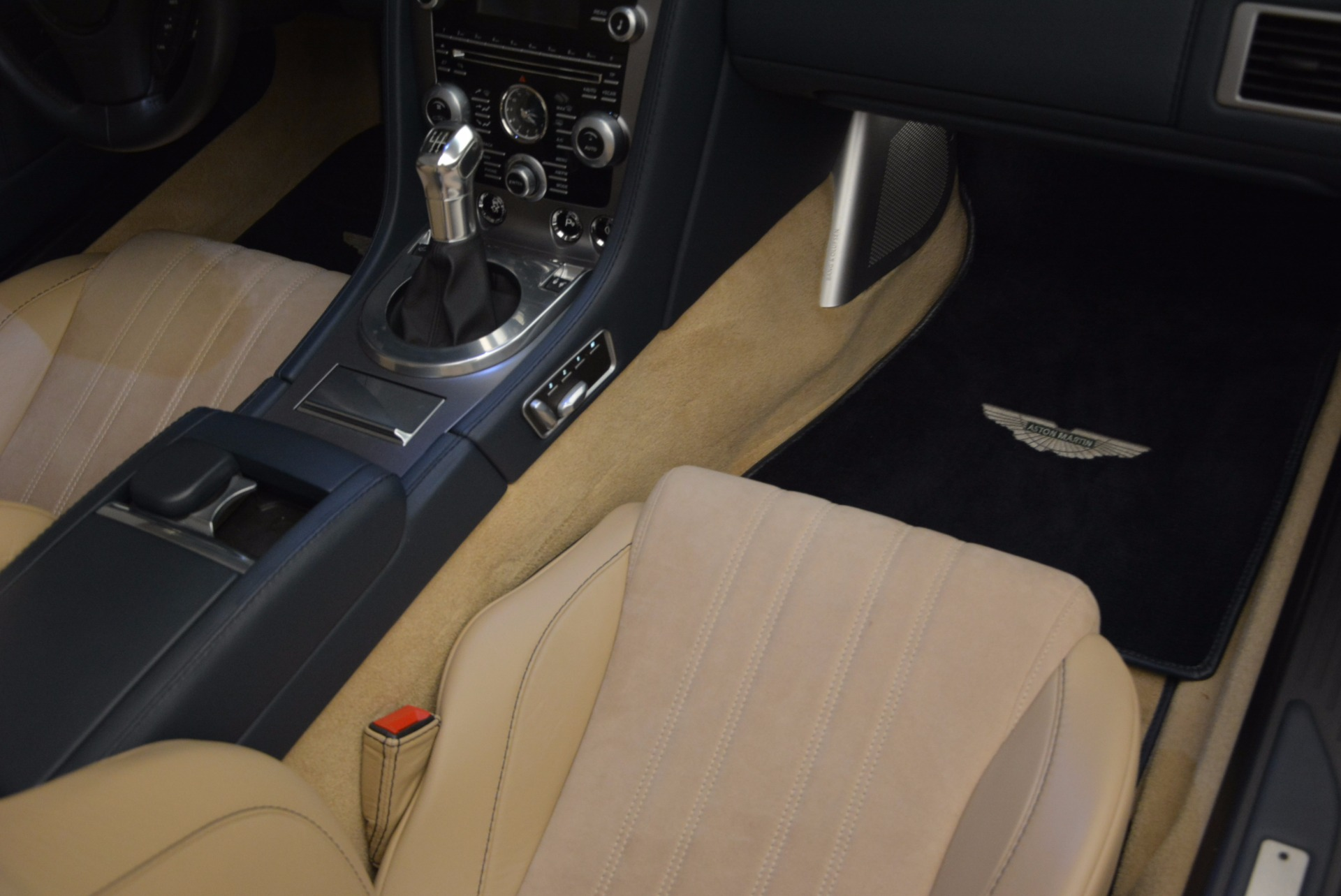 Used 2012 Aston Martin DBS Volante For Sale In Westport, CT 644_p33