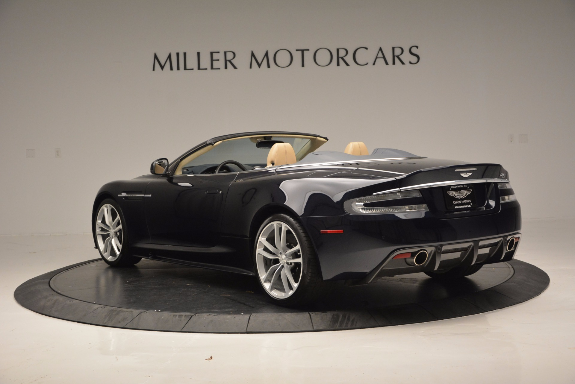 Used 2012 Aston Martin DBS Volante For Sale In Westport, CT 644_p5