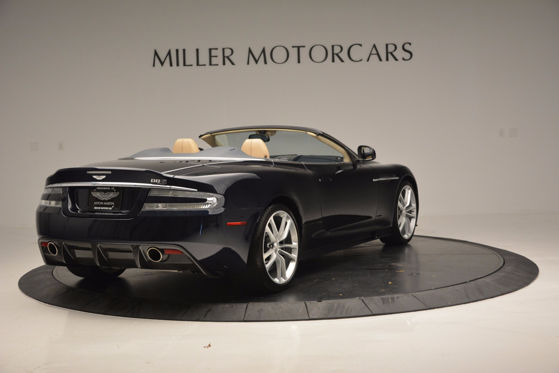 Used 2012 Aston Martin DBS Volante For Sale In Westport, CT 644_p7