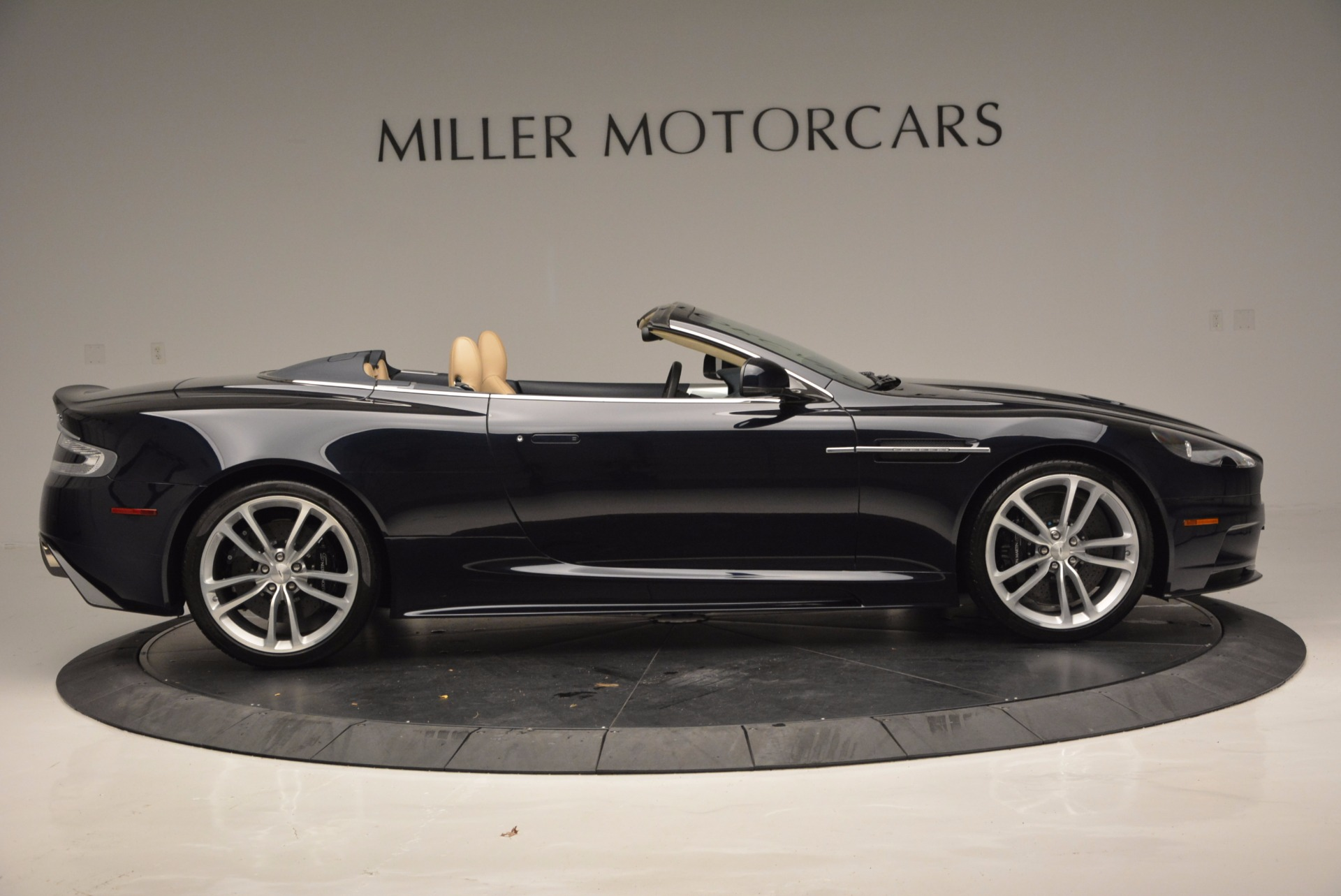 Used 2012 Aston Martin DBS Volante For Sale In Westport, CT 644_p9