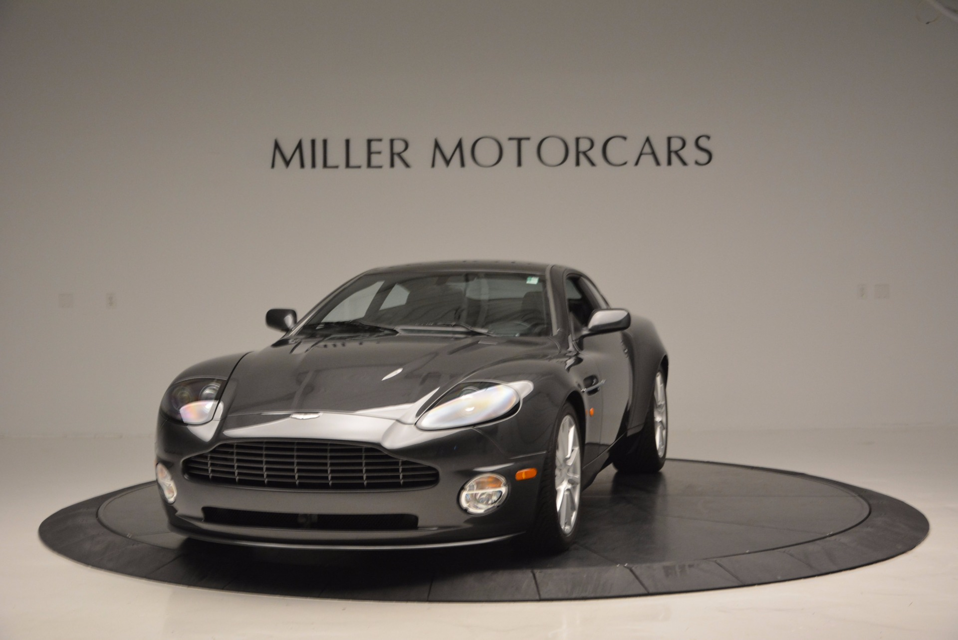Used 2005 Aston Martin V12 Vanquish S For Sale In Westport, CT 645_main