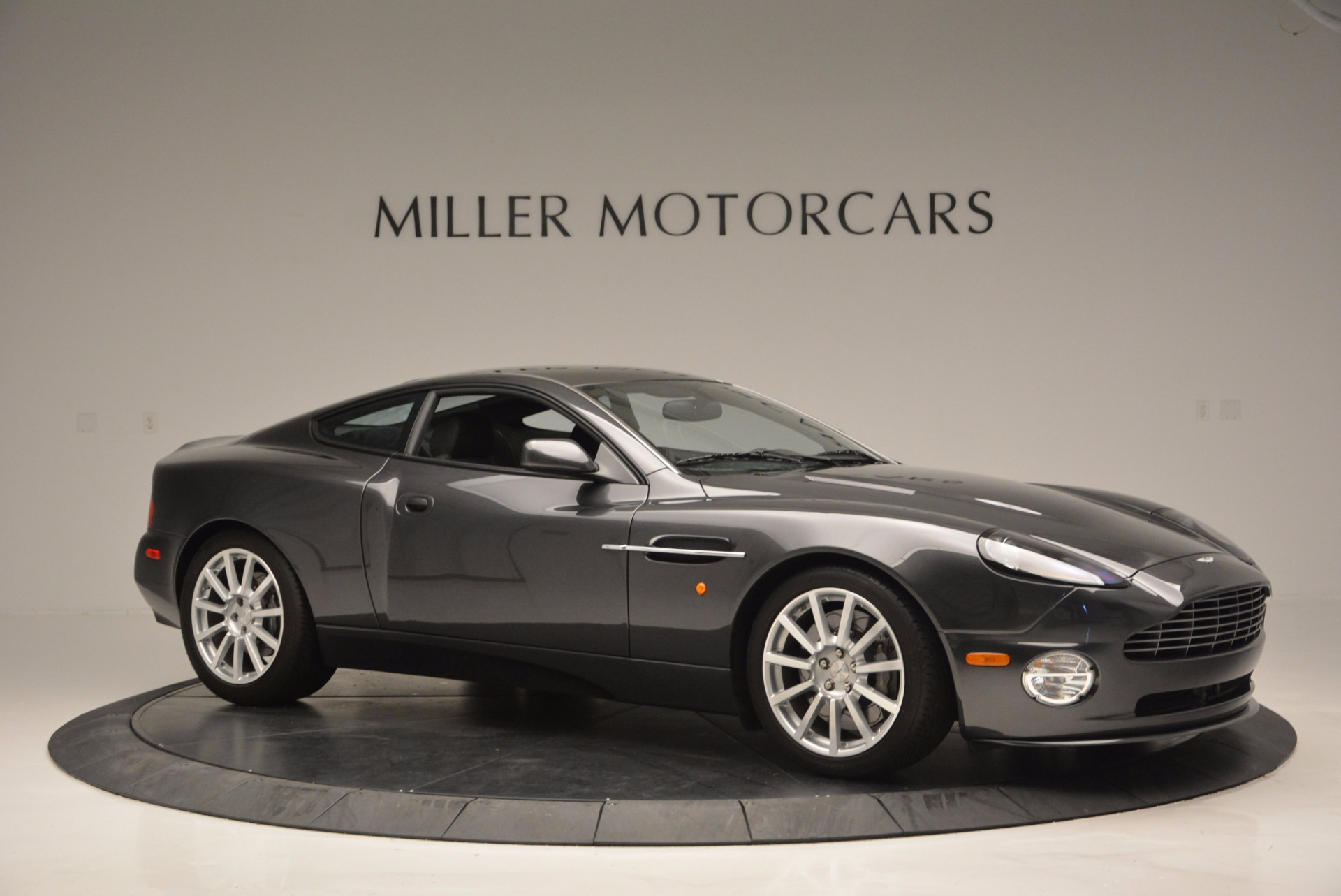 Used 2005 Aston Martin V12 Vanquish S For Sale In Westport, CT 645_p10
