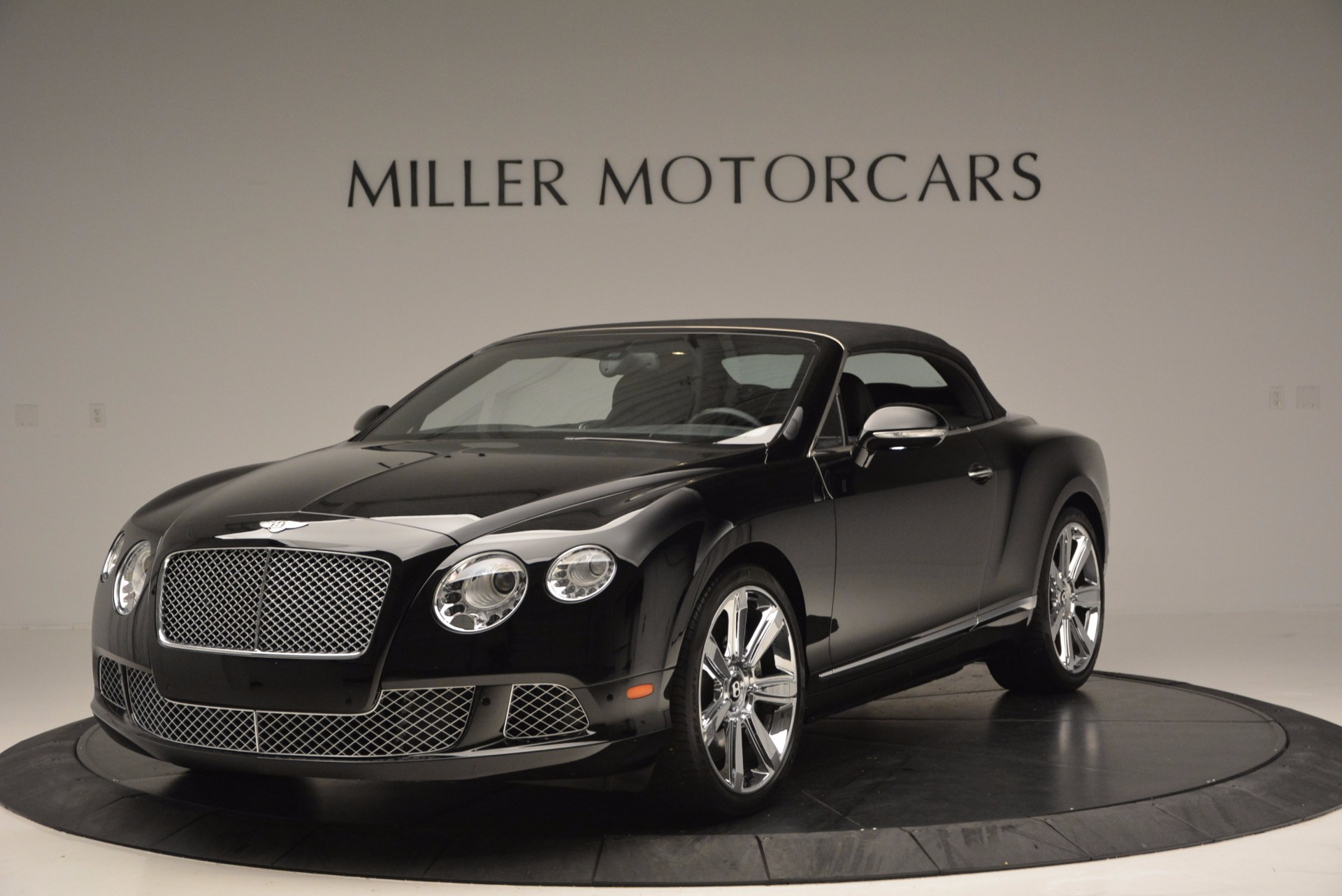 Used 2013 Bentley Continental GTC  For Sale In Westport, CT 646_p14