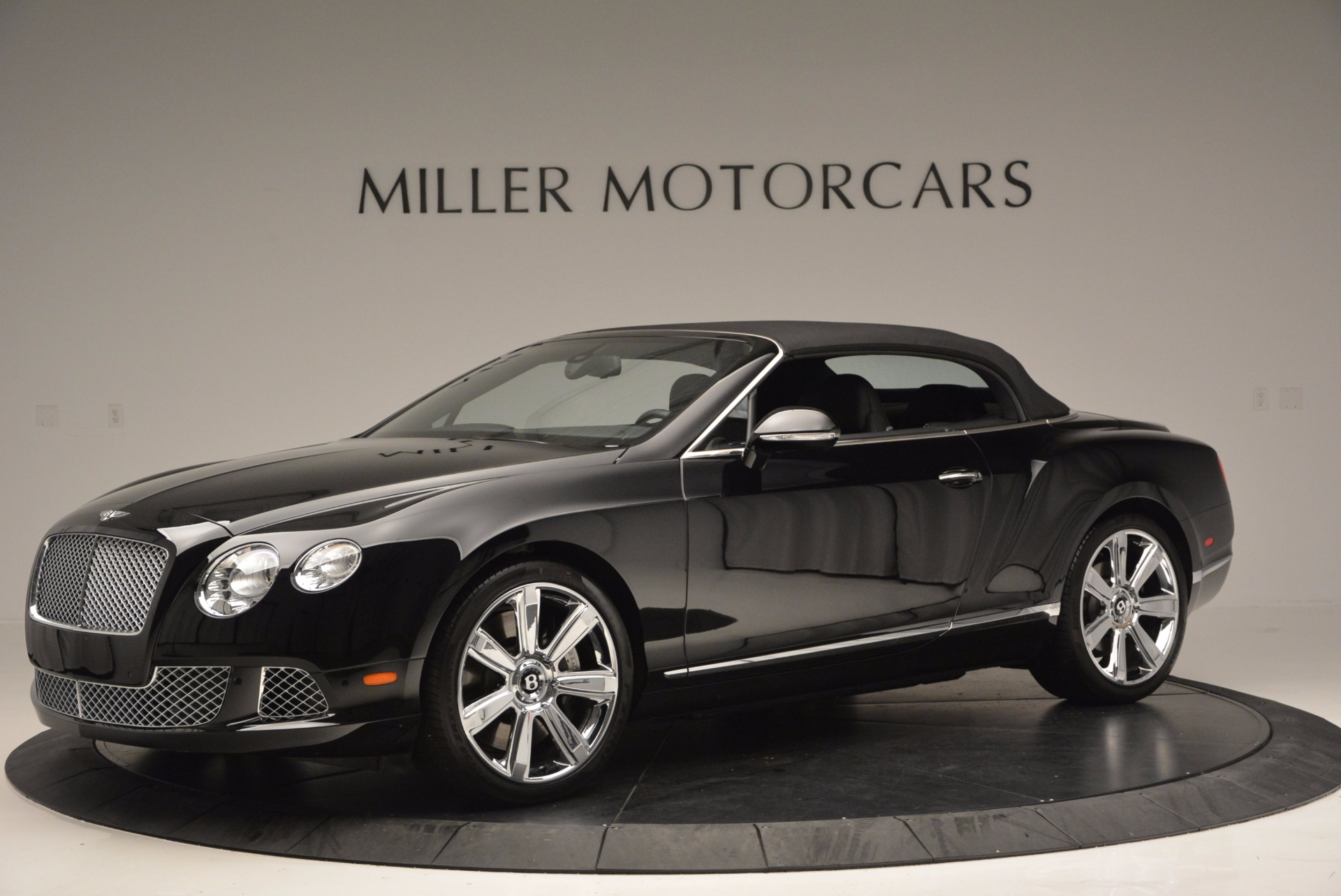 Used 2013 Bentley Continental GTC  For Sale In Westport, CT 646_p15