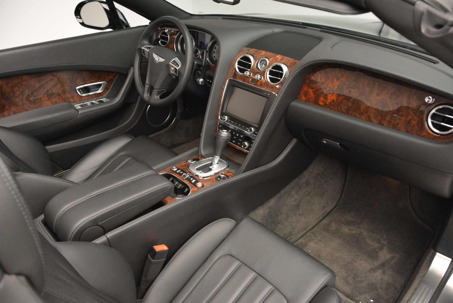 Used 2013 Bentley Continental GTC  For Sale In Westport, CT 646_p25