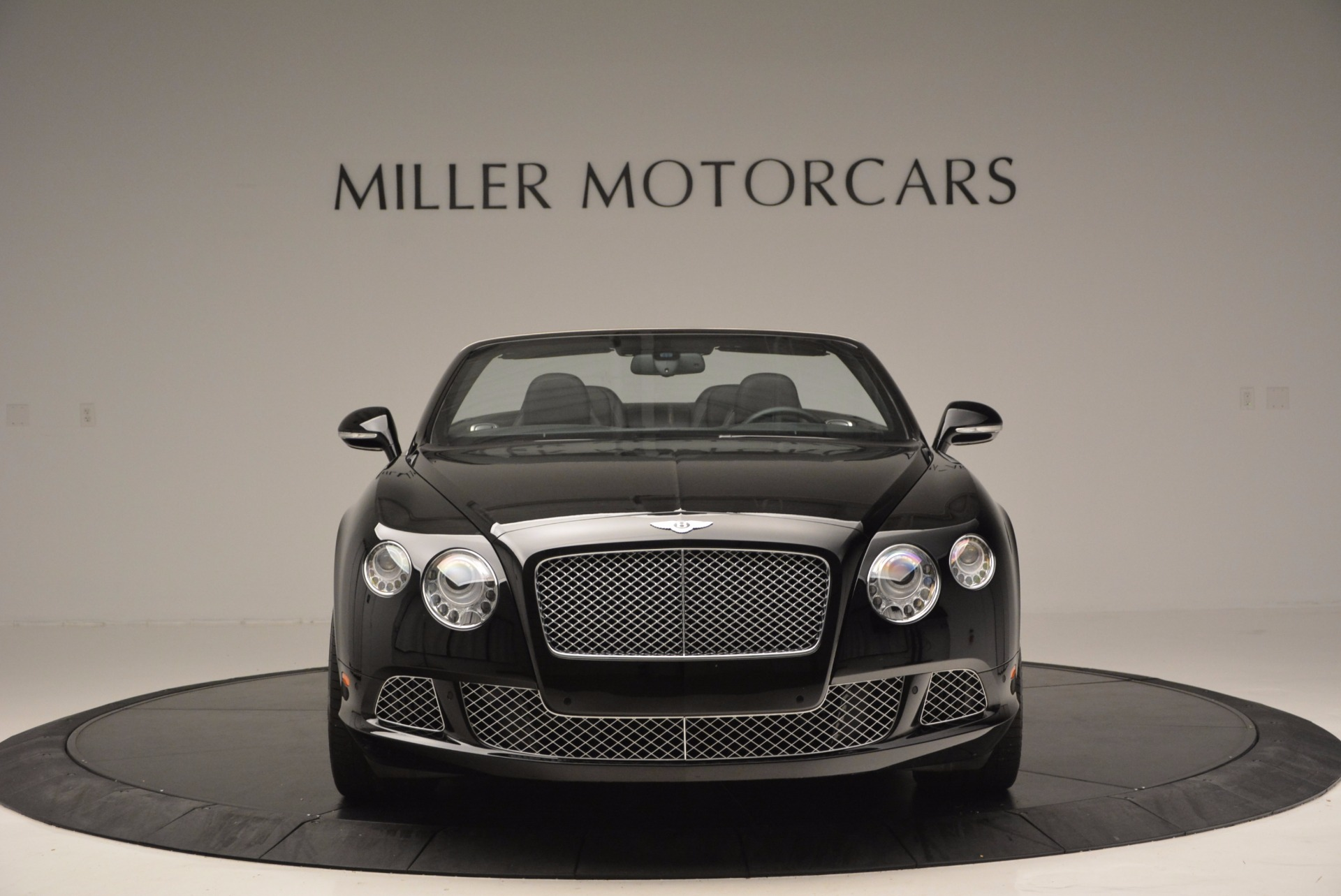 Used 2013 Bentley Continental GTC  For Sale In Westport, CT 646_p3