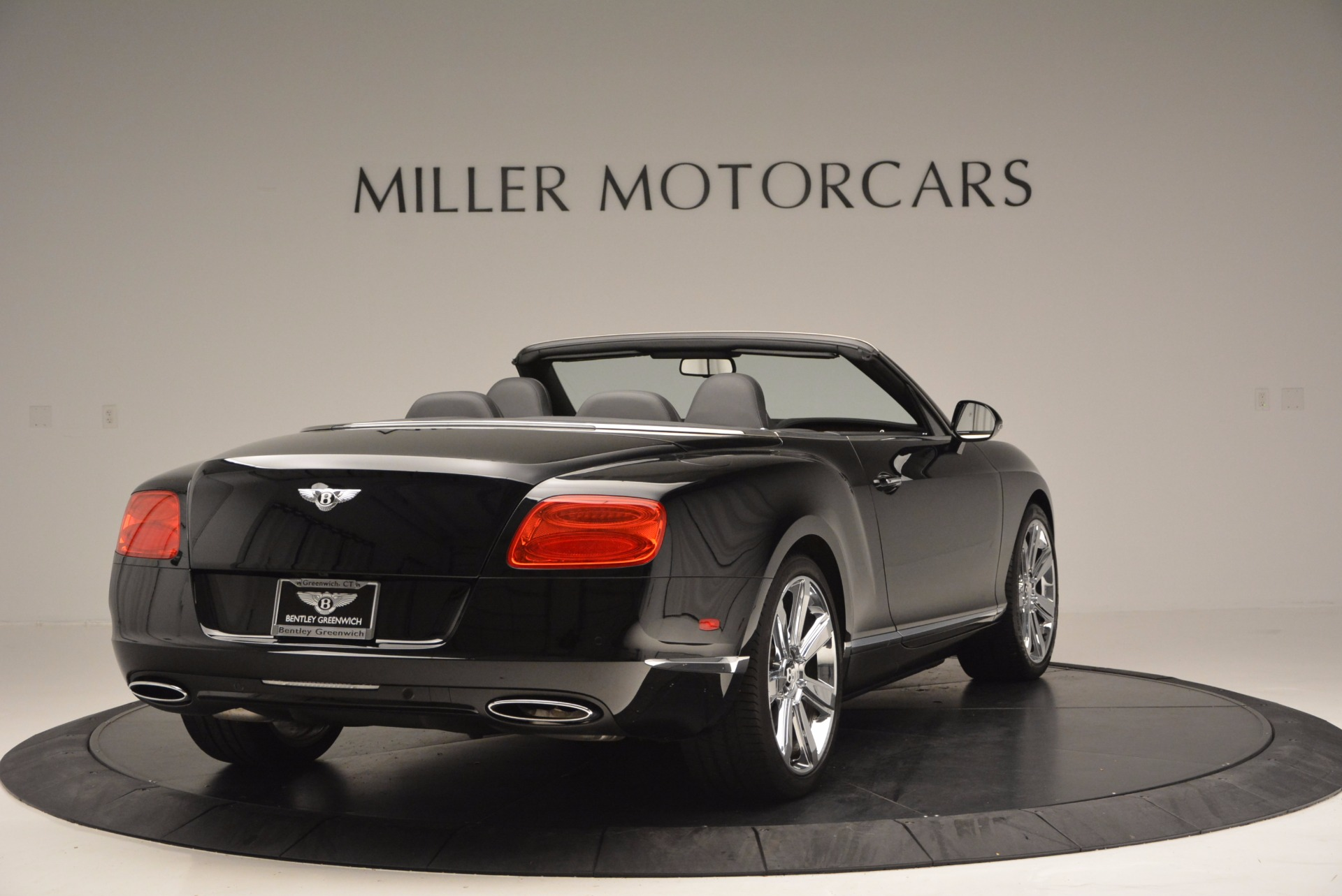 Used 2013 Bentley Continental GTC  For Sale In Westport, CT 646_p8