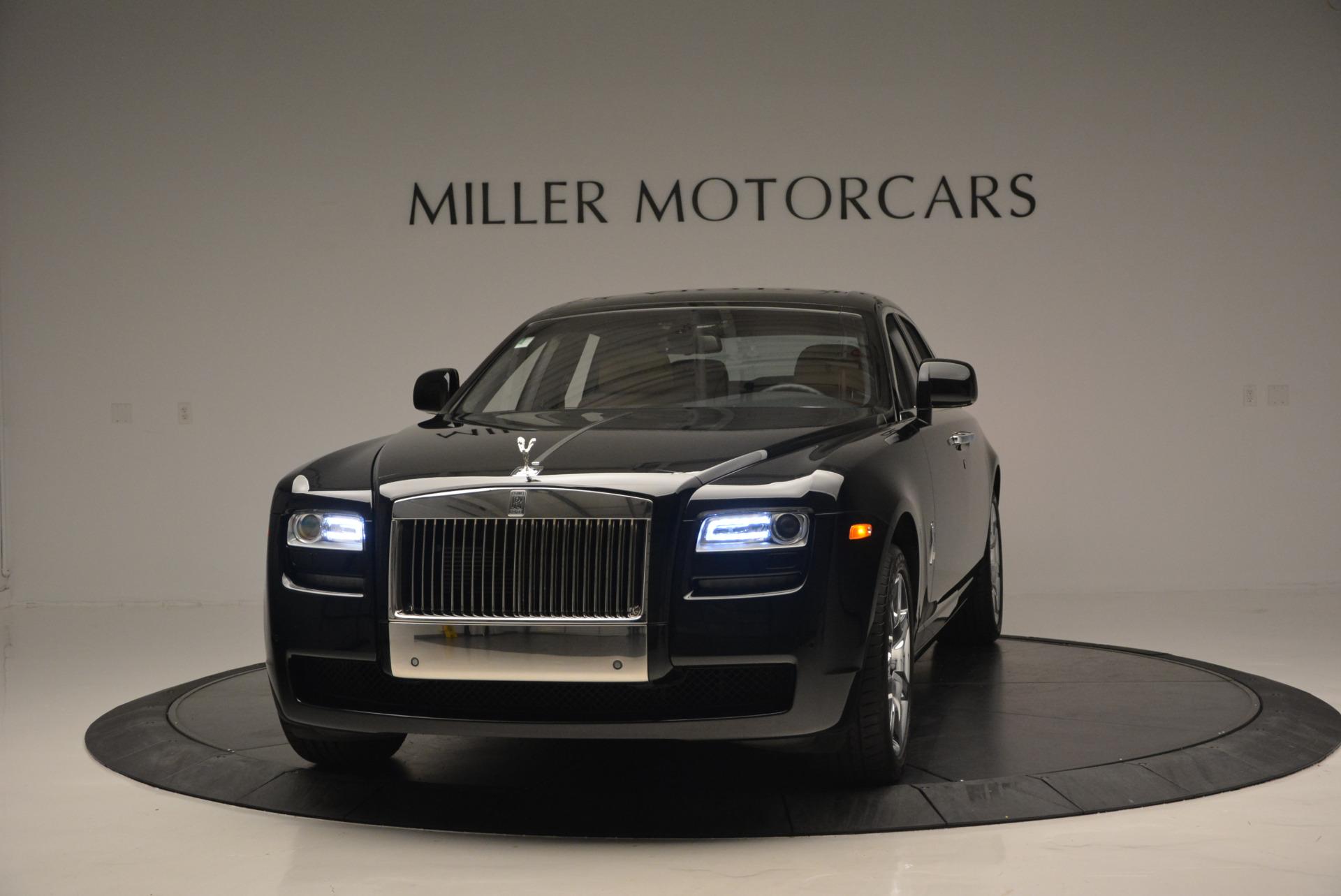 Used 2011 Rolls-Royce Ghost  For Sale In Westport, CT 648_main