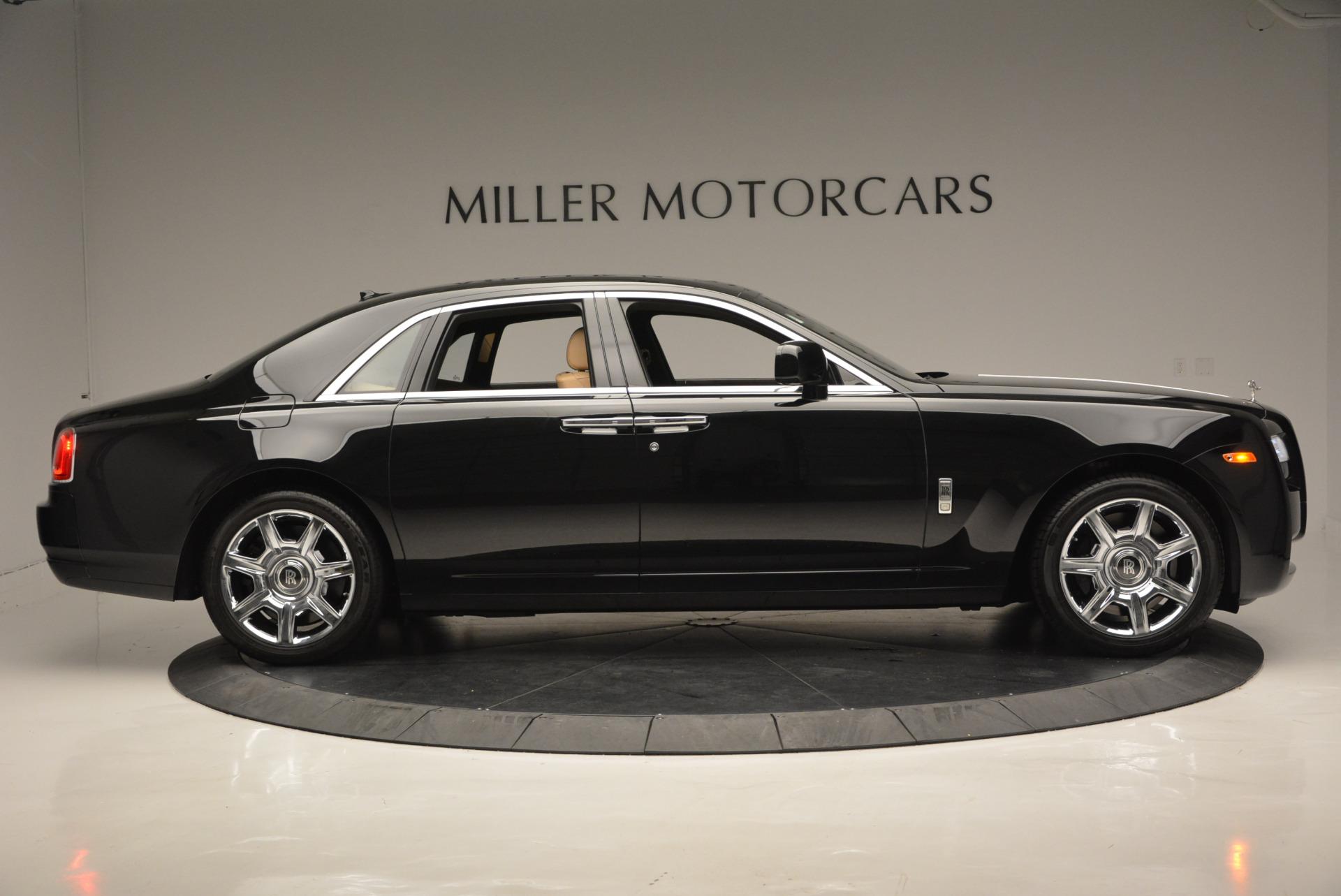 Used 2011 Rolls-Royce Ghost  For Sale In Westport, CT 648_p10
