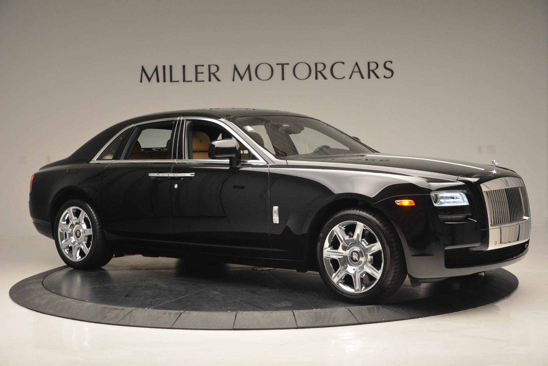 Used 2011 Rolls-Royce Ghost  For Sale In Westport, CT 648_p11